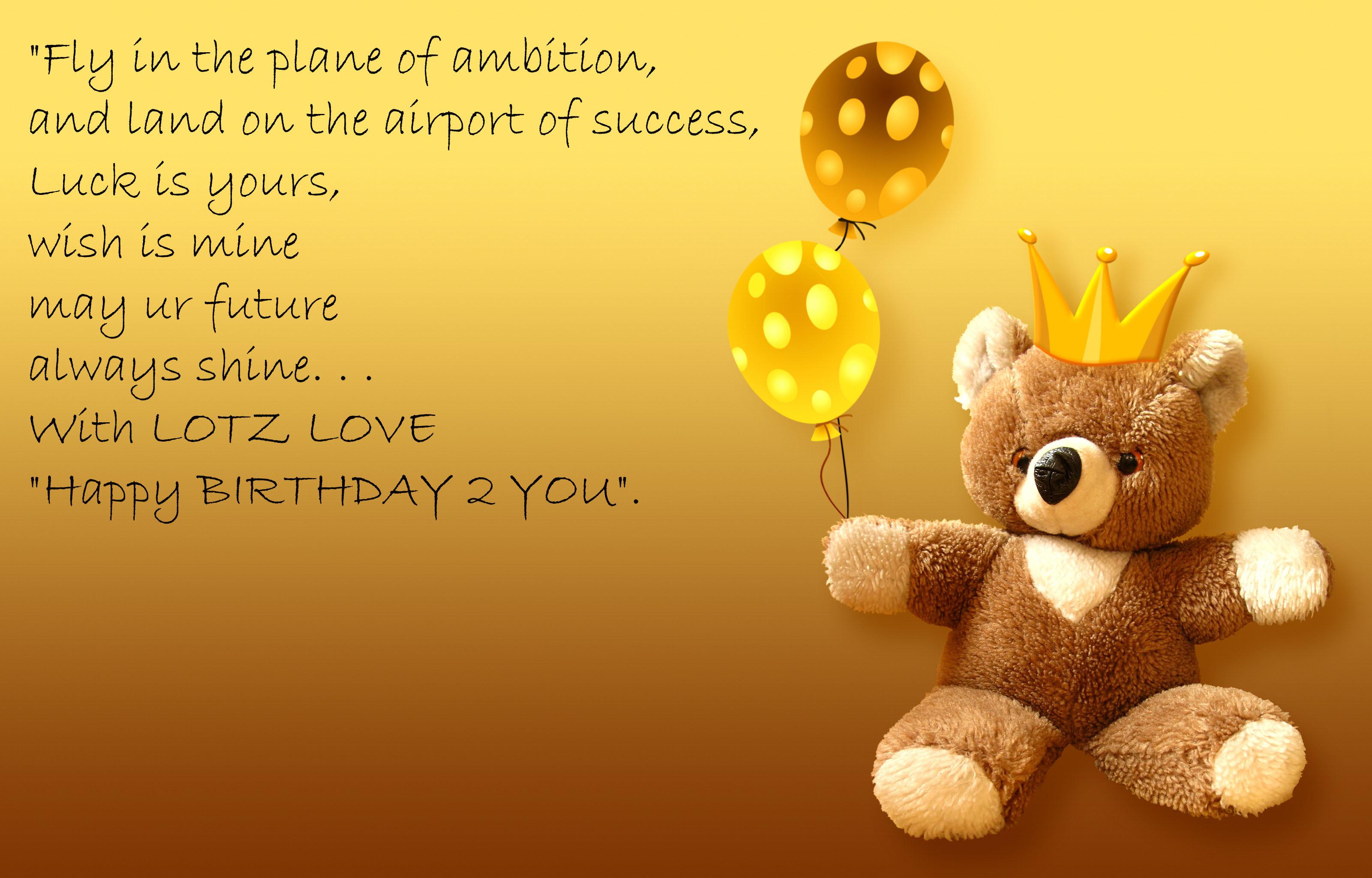 funny happy birthday son