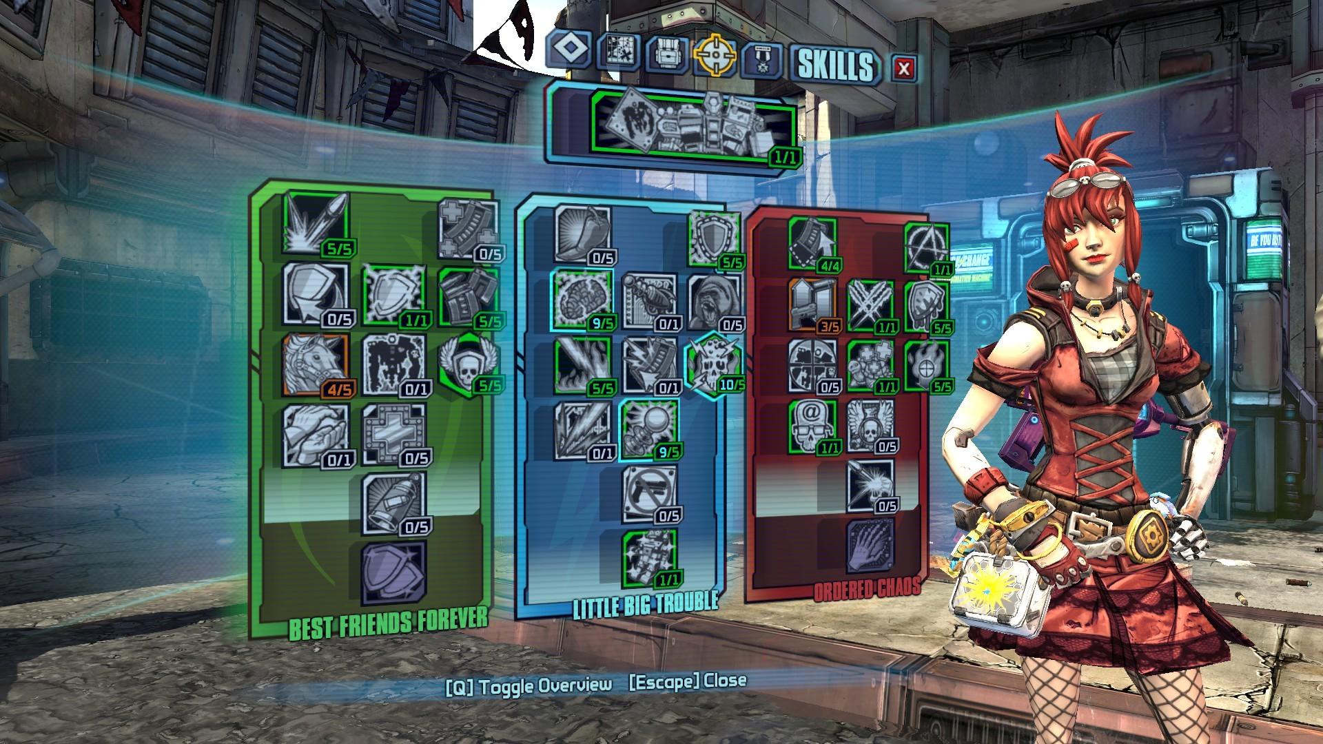 Borderlands  Elemental Build Level  Maya