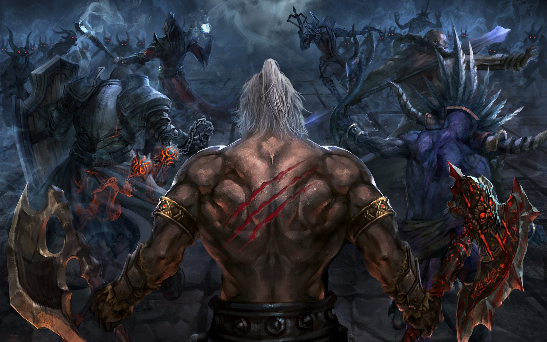 Diablo 3 Barbarian Wallpaper (81+ images)