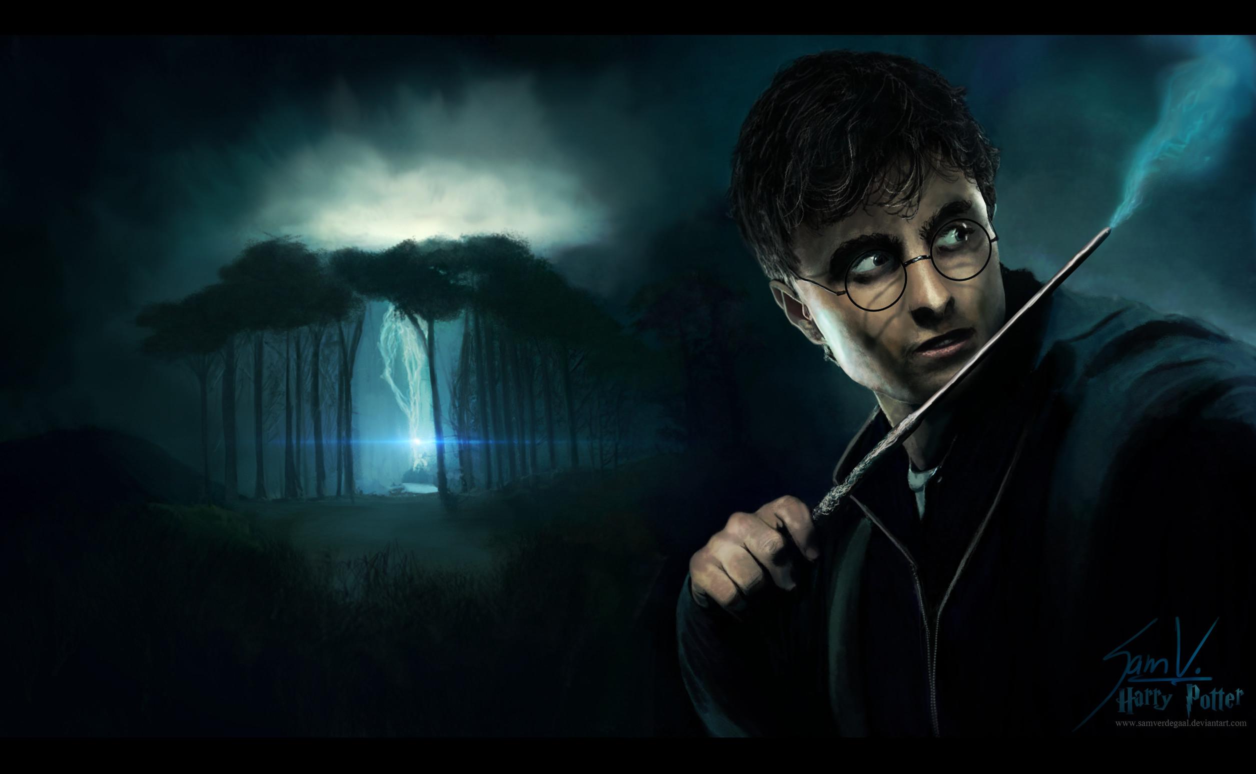 Harry Potter Wallpaper (77+ images)