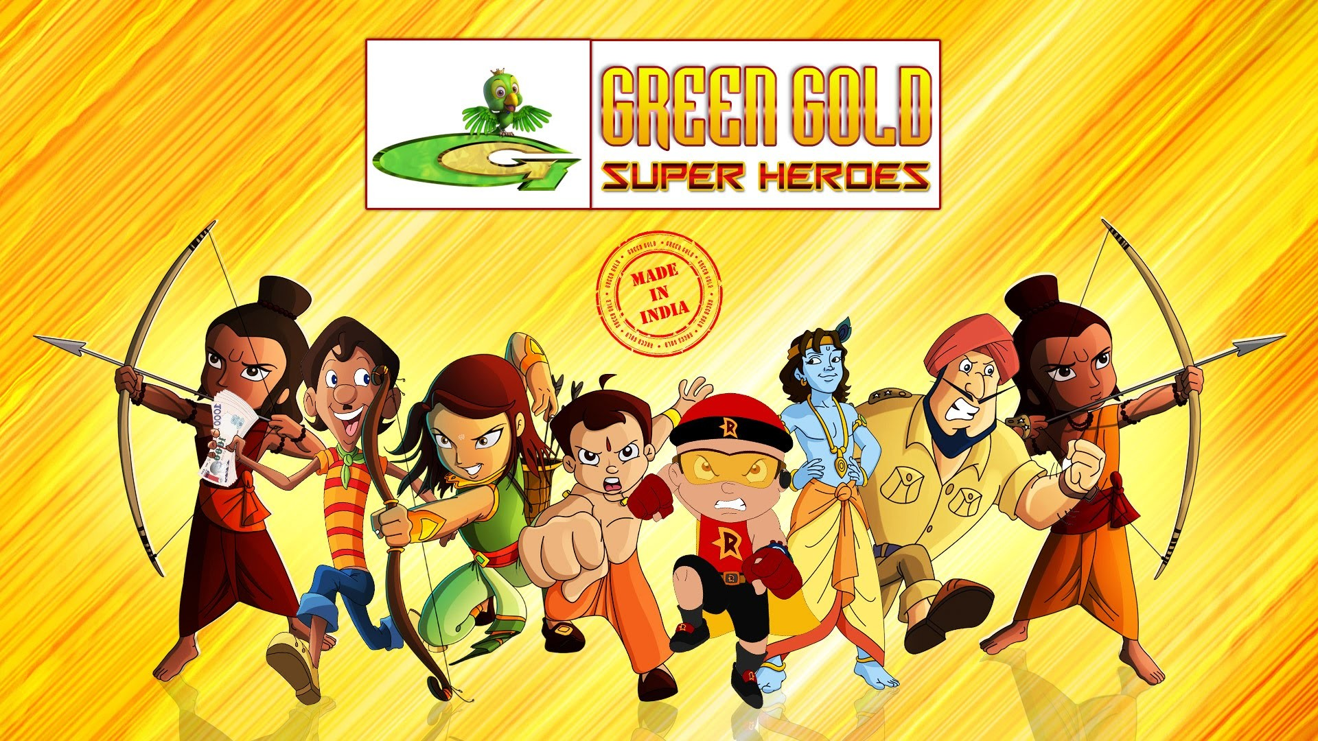 Chhota Bheem Wallpapers (77+ images)