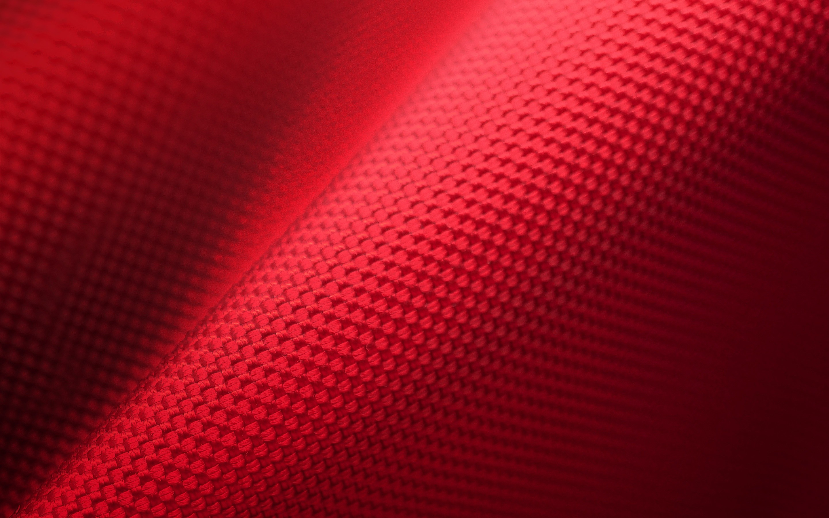 2880x1800 Red Nylon Canvas Fabric