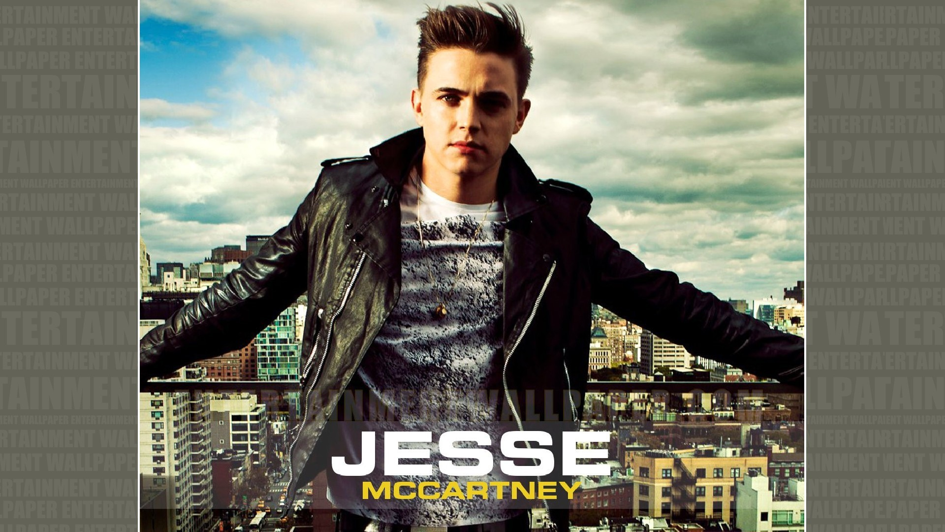 1920x1080 Jesse McCartney Wallpaper - Original size, download now.