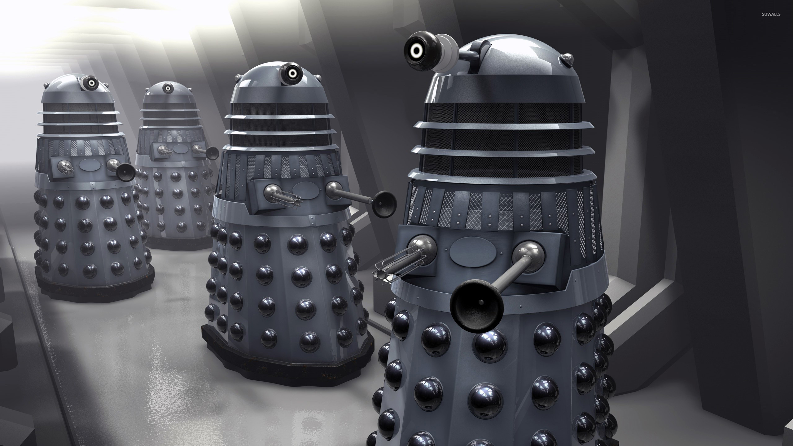 2560x1440 Dalek - Doctor Who wallpaper