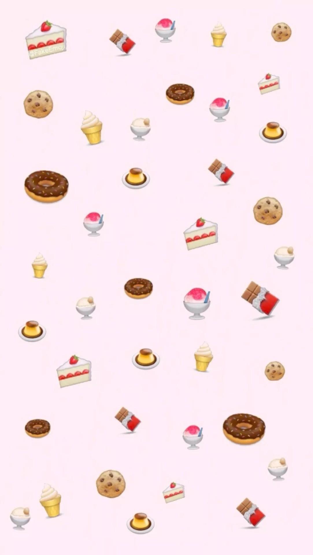 emoji wallpaper background full paper - photo #40