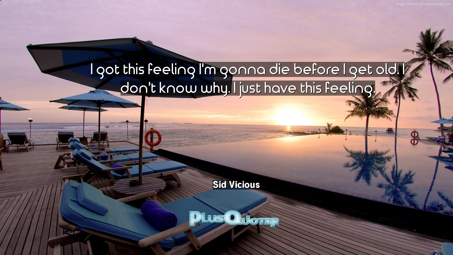 "1920x1080 Download Wallpaper with inspirational Quotes- ""I got this feeling I"