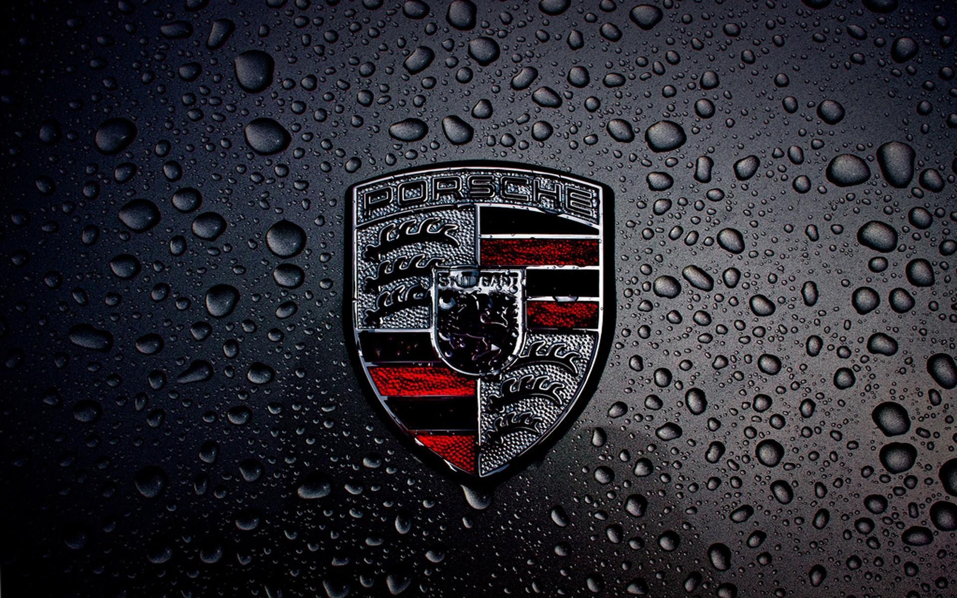 Porsche Logo Wallpapers 65 Images