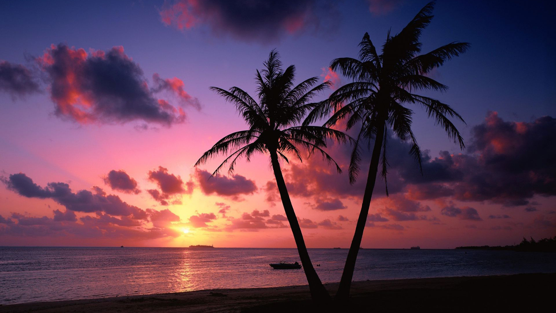 10 New Hawaii Beach Pictures Wallpapers Full Hd 1920 1080: Sunset Wallpaper For Desktop (51+ Images