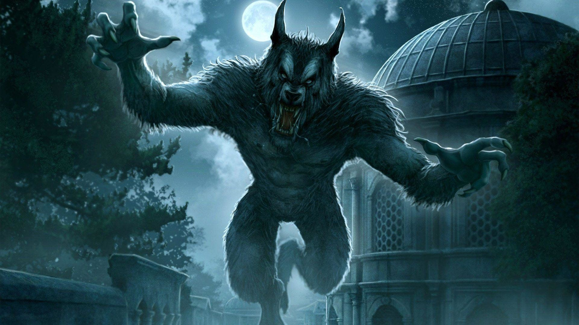 1920x1080 Werewolf Photos Free Wallpapers For Phone HD