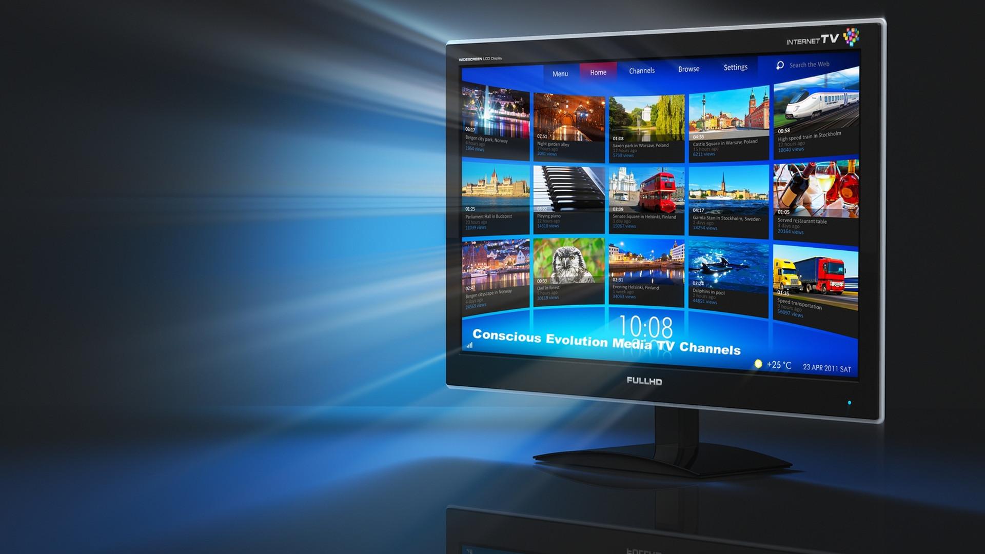 Live TV HD Wallpaper (71+ images)