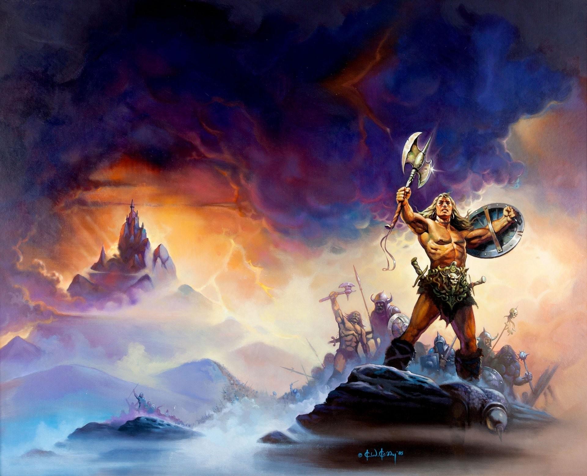 Conan the Barbarian Wallpaper (75+ images)
