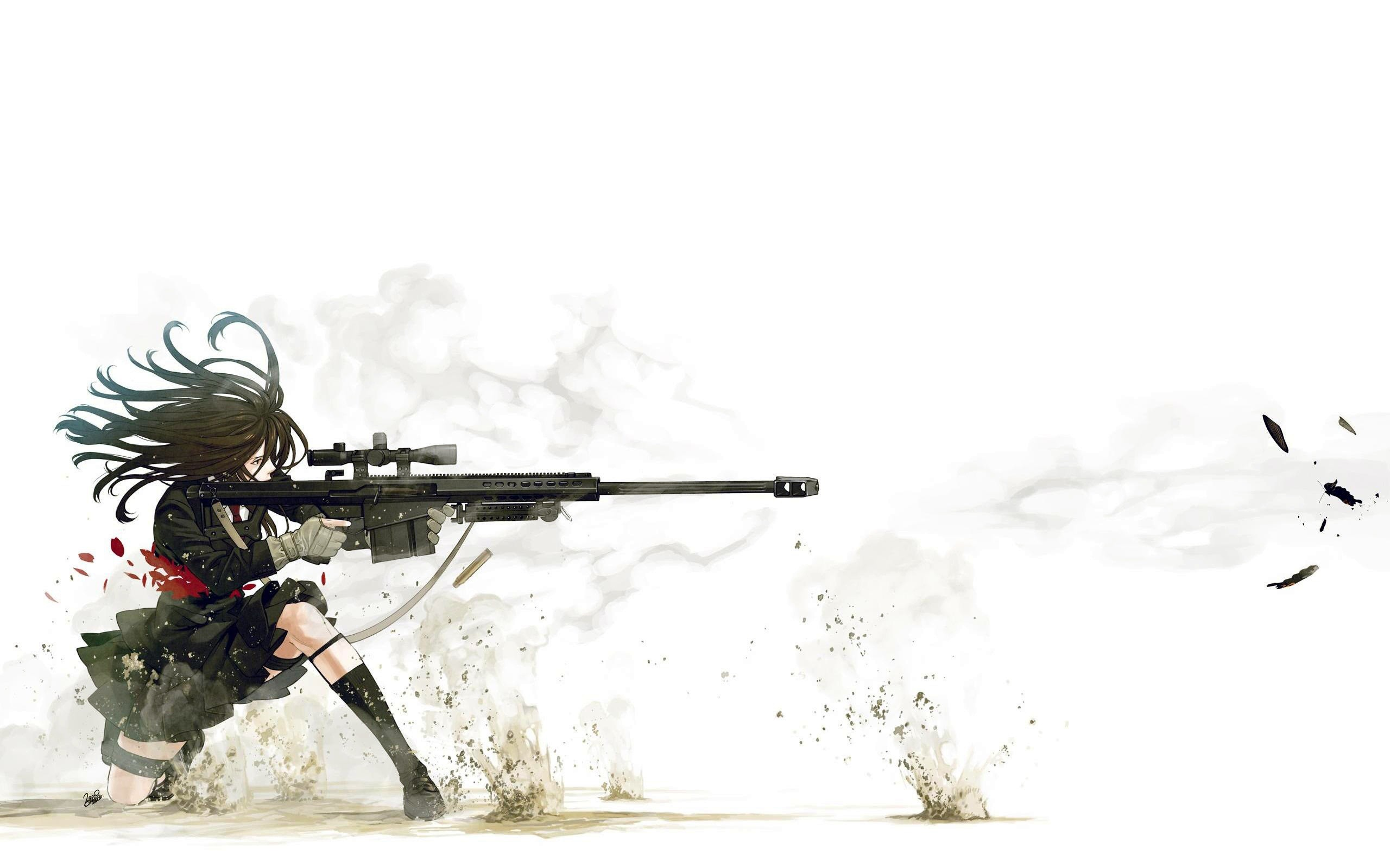 Anime Sniper Wallpaper 62 Images