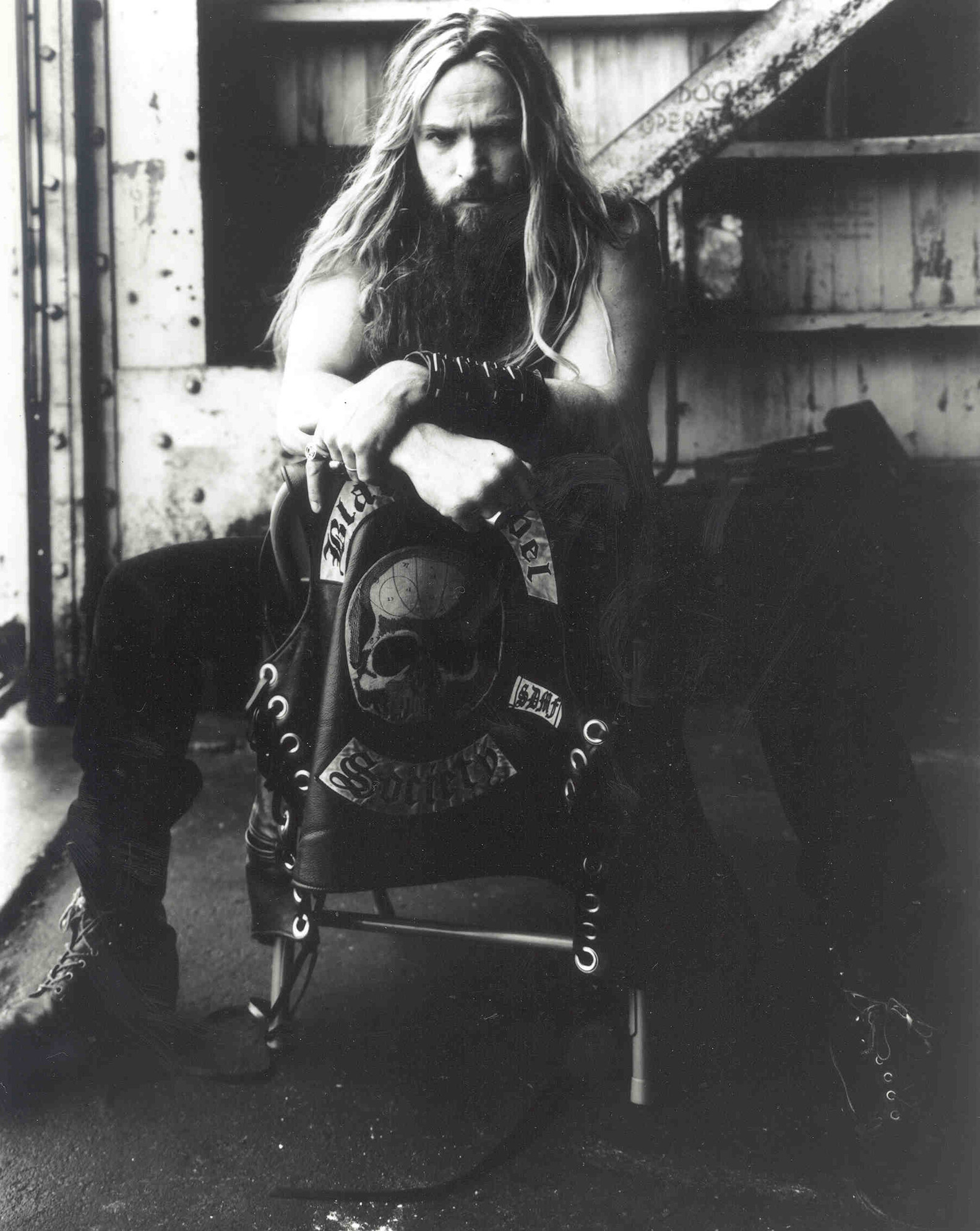 1584x1990 A photo of Zakk Wylde
