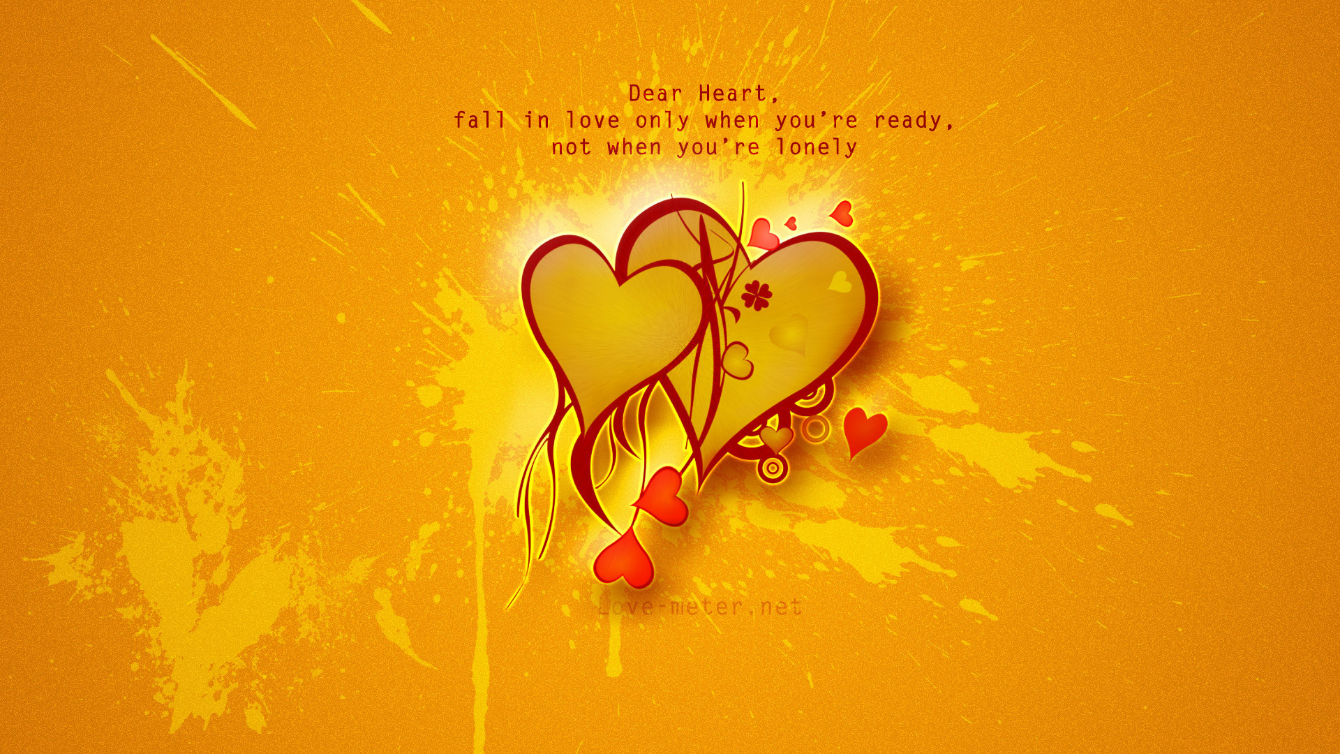 Fall In Love Wallpaper 72 Images