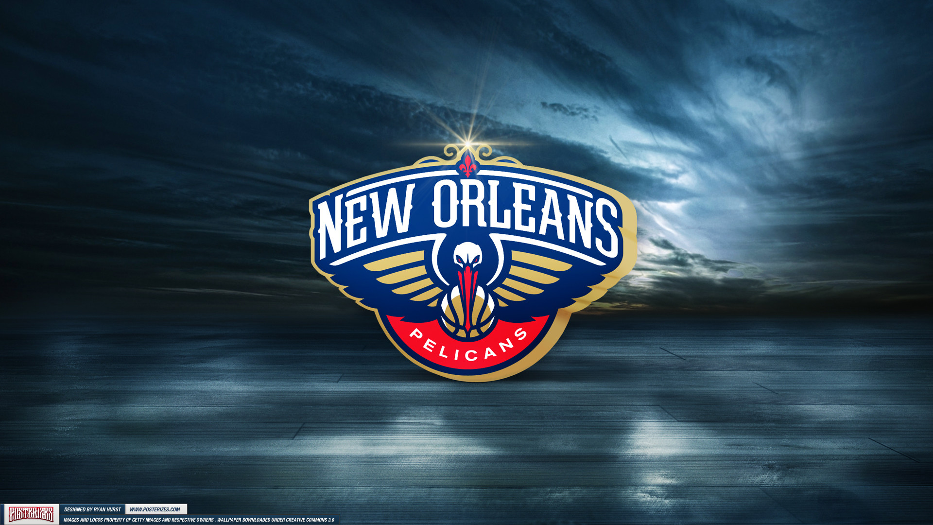1920x1080 New Orleans Pelicans Wallpaper #1 | New Orleans Hornets/Pelicans |  Pinterest | NBA