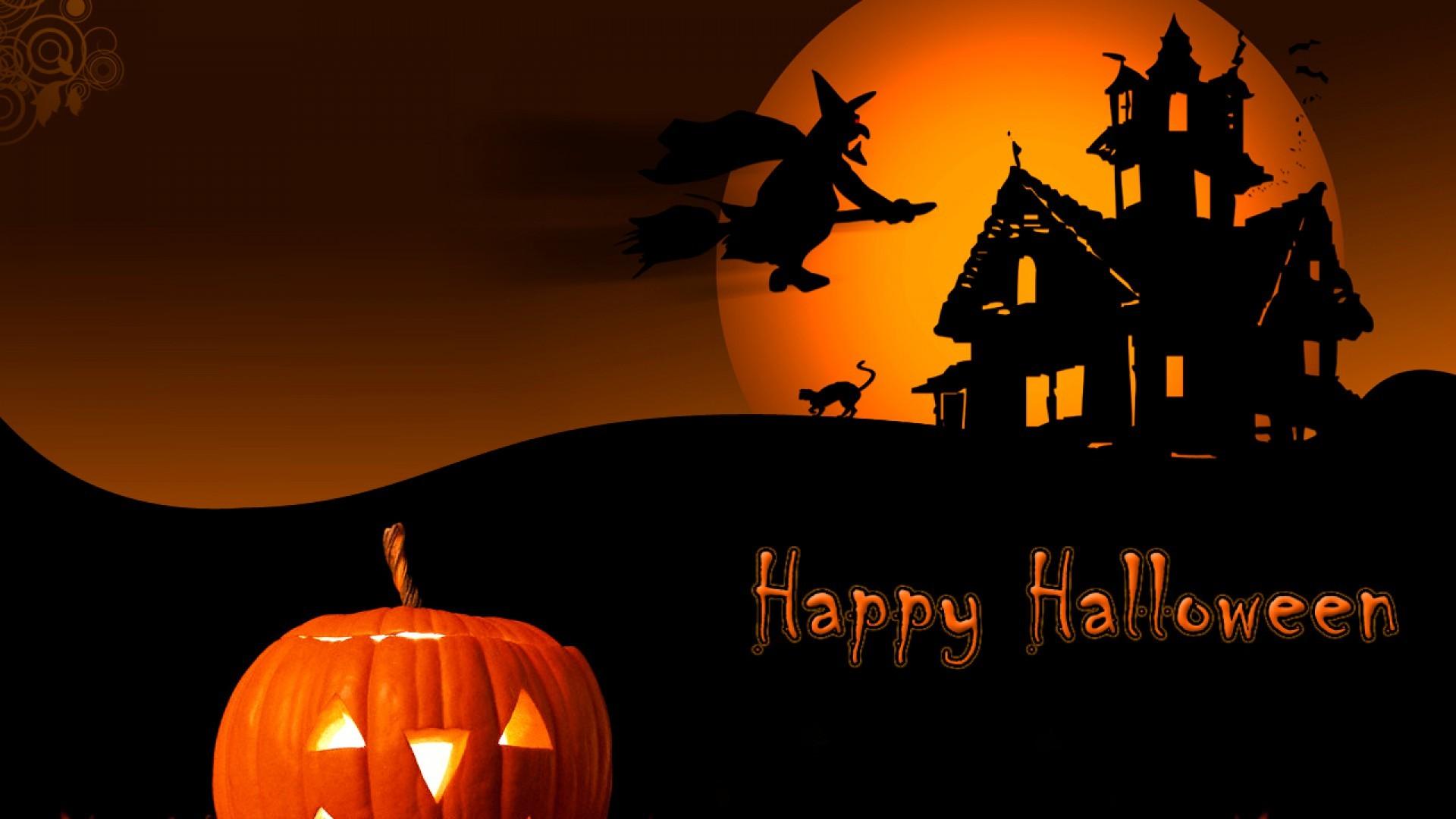 Halloween Desktop Wallpaper 1920x1080 84 Images