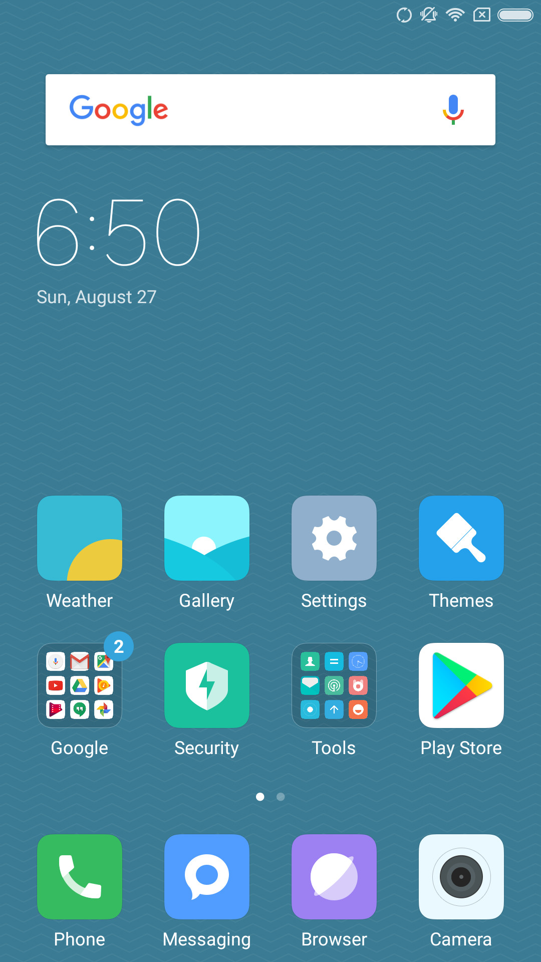 1080x1920 xiaomi android miui home screen