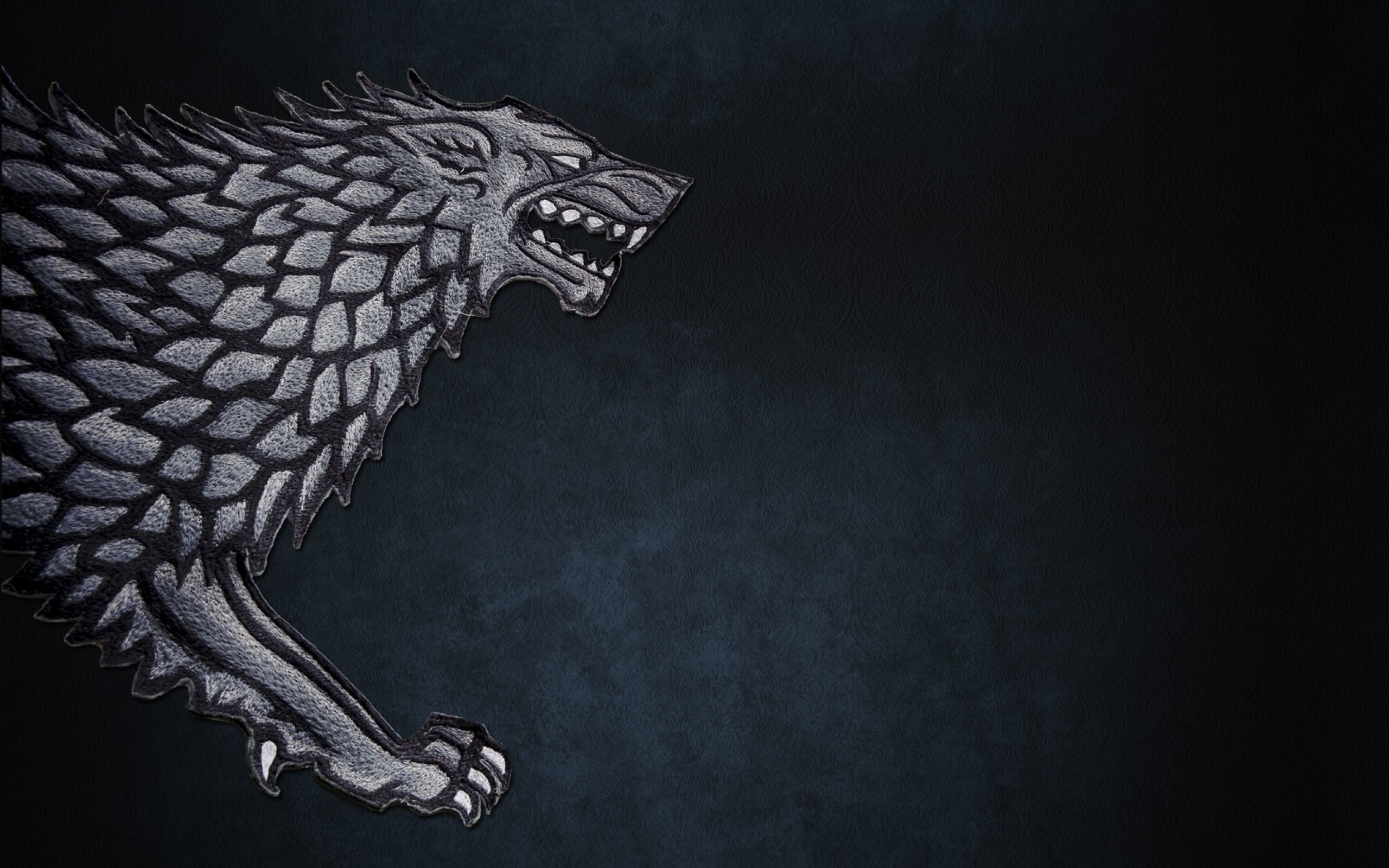 2560x1600 Wolves game of thrones a song of ice and fire stark direwolf house .