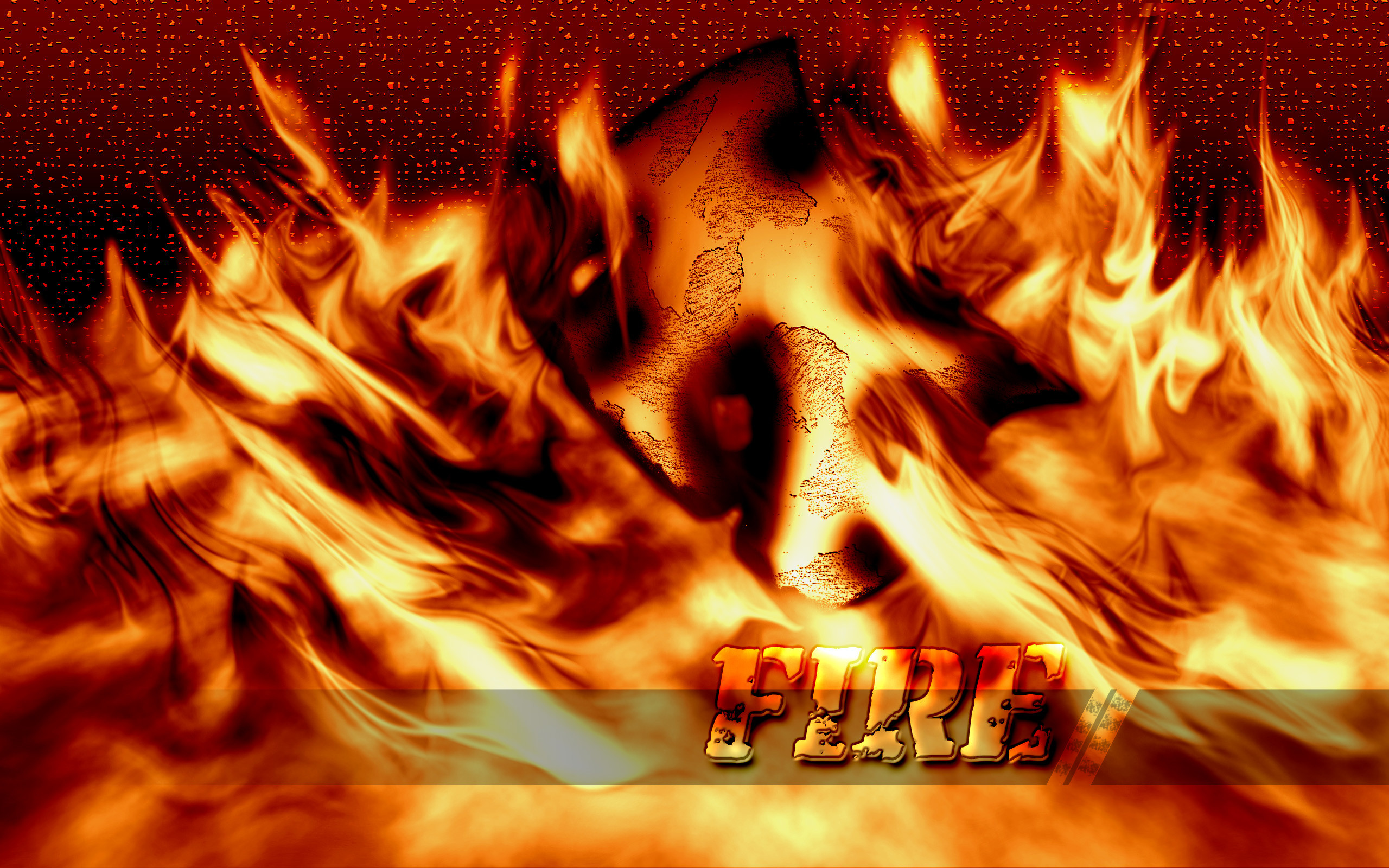 Skull fire wallpaper 61 images - Phone wallpapers fire ...