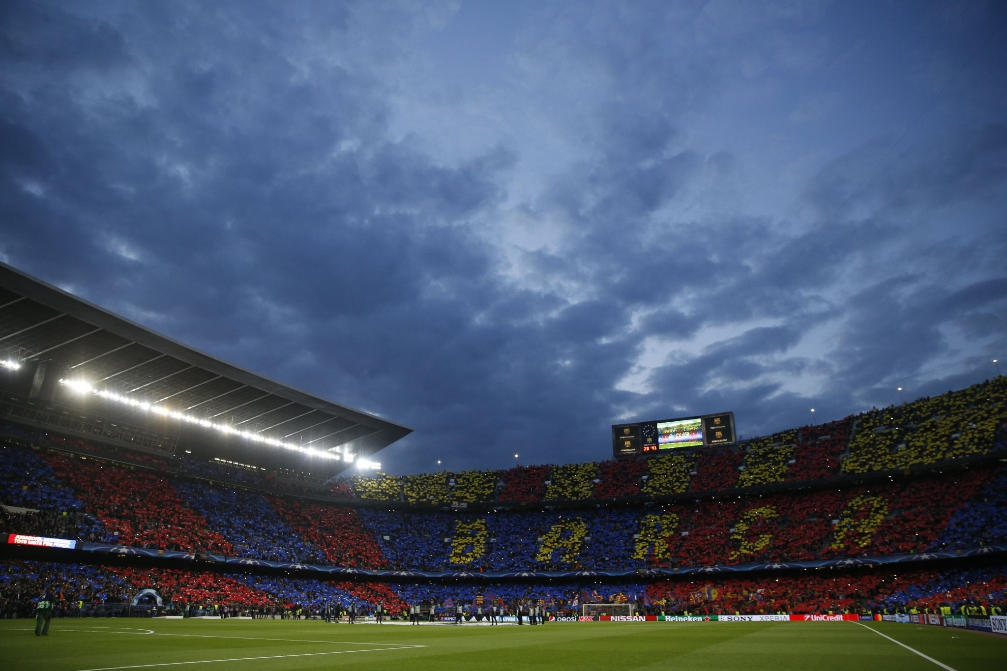 Fondos De Pantalla Camp Nou España El Fc Barcelona: Camp Nou Wallpaper (79+ Images