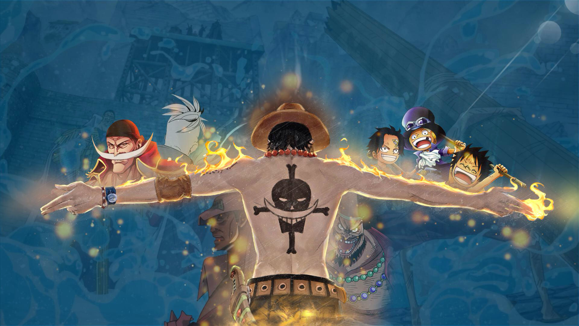 1920x1080 Share an #ONE PIECE# wallpaper. Download #ACG Wallpapers#: http: