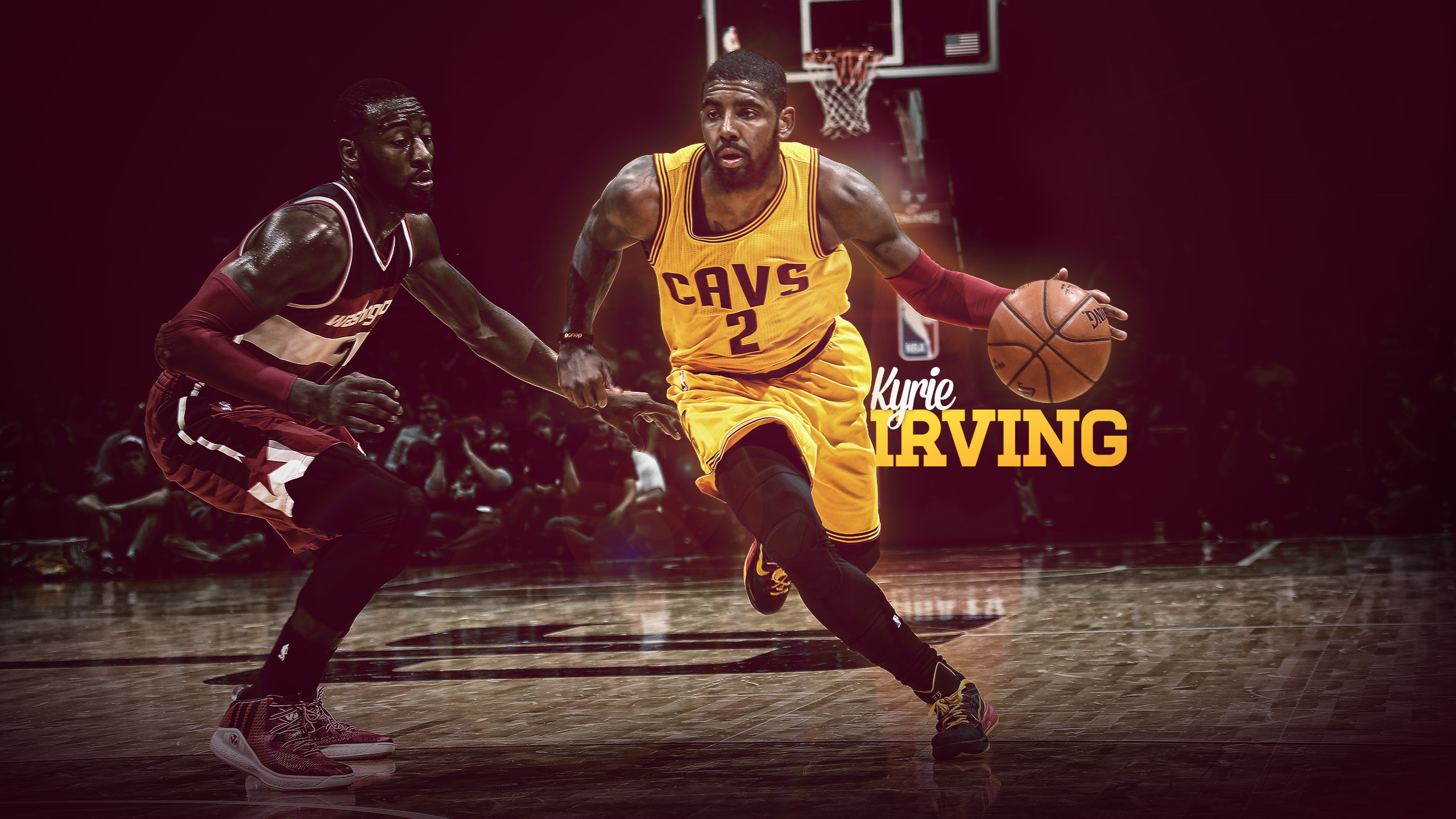 2560x1440 Kyrie Irving