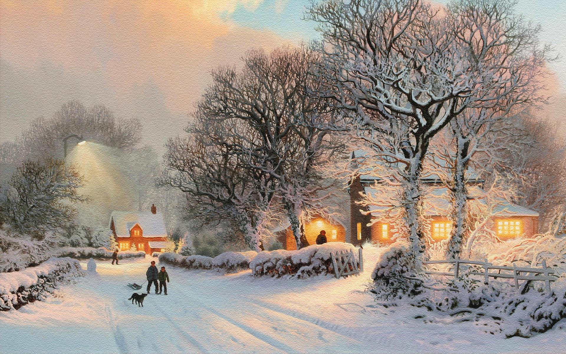 winter wonderland backgrounds 41 images. Black Bedroom Furniture Sets. Home Design Ideas