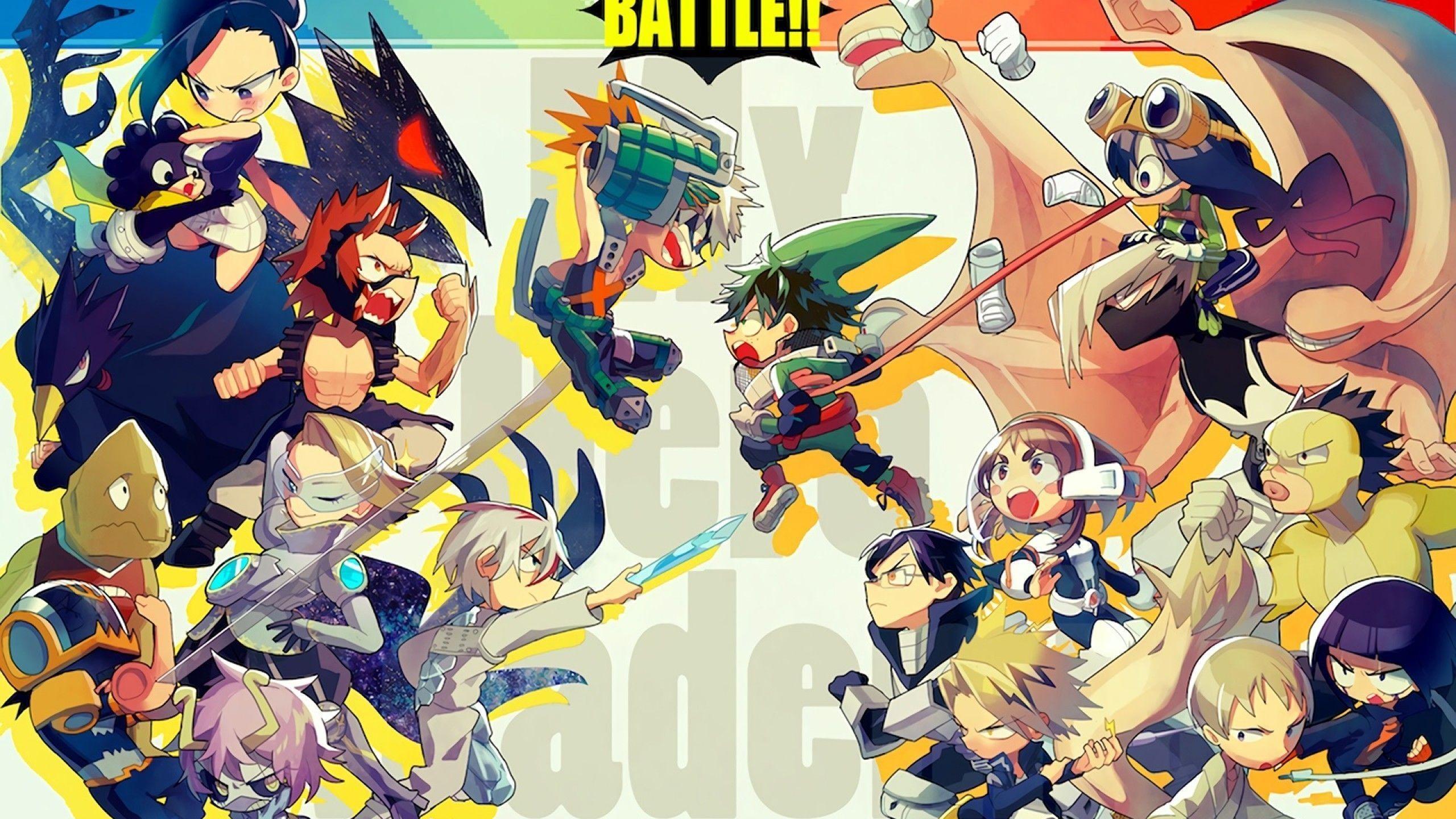 Boku No Hero Academia Wallpapers (82+ images)