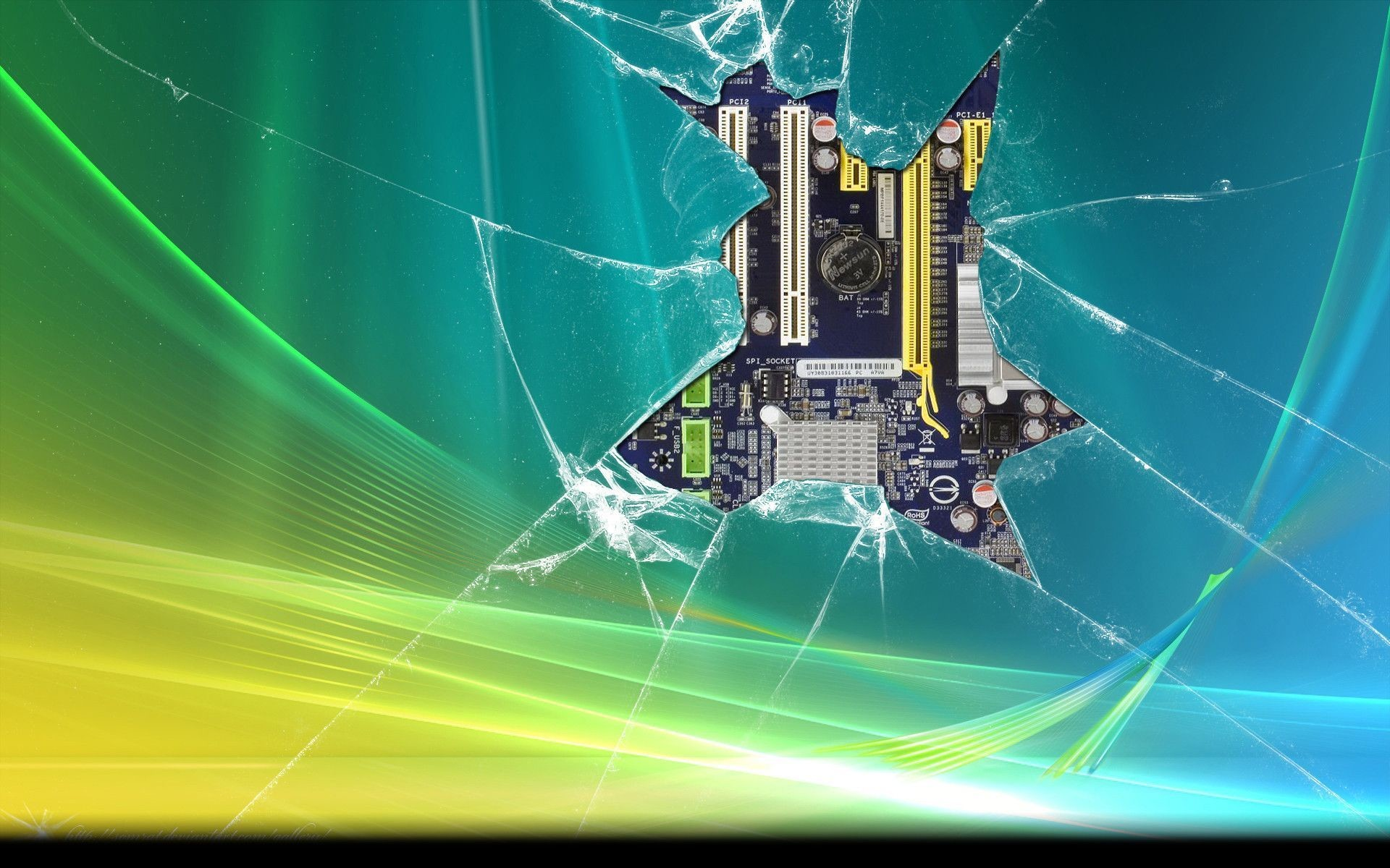 Cracked screen wallpaper windows 10 77 images - Cool screensavers for cracked screens ...