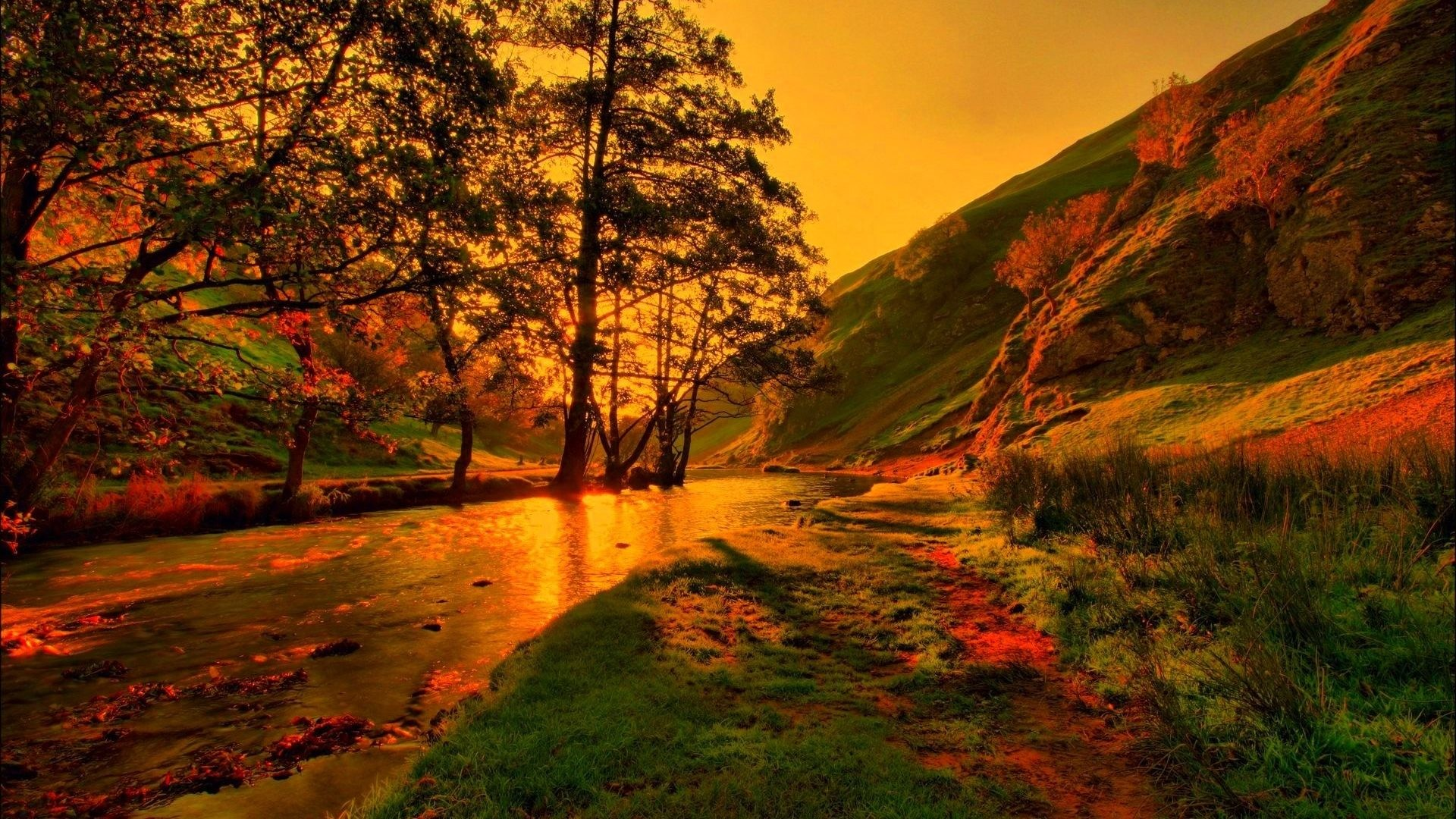 Autumn Landscape Wallpaper (69+ Images
