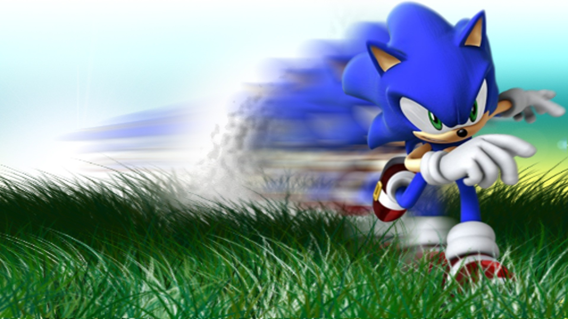1920x1080 Sonic Wallpaper Cartoons Anime Animated