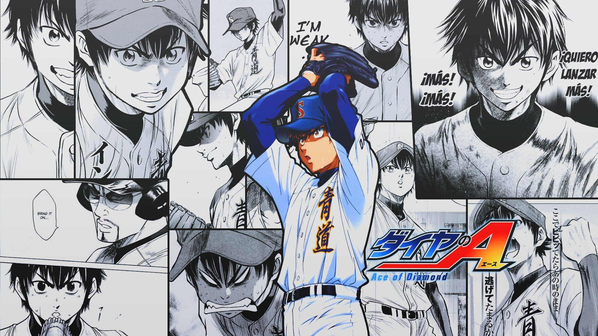Diamond No Ace Wallpaper 65 Images