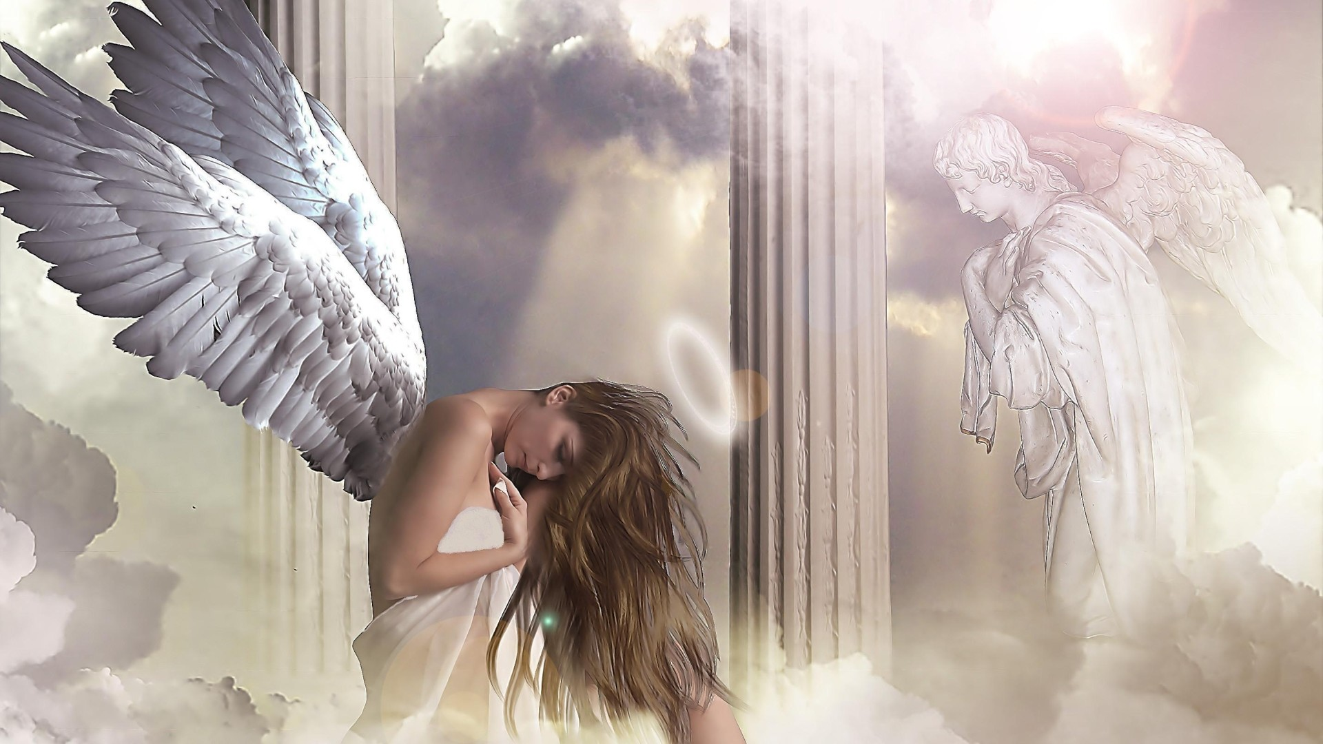 Видо.сийомко.ангел