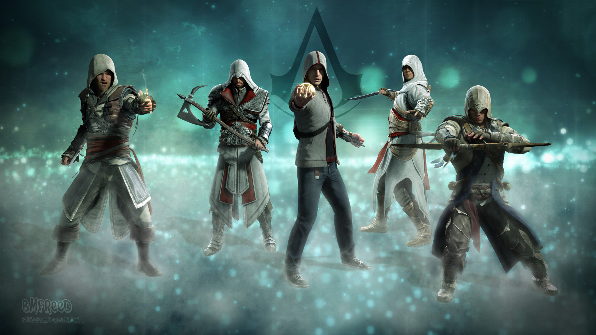 1920x1080 Assassins Creed Wallpaper Full Widescreen #009j51717g  px 4.27 MB  Games Assassins Creed