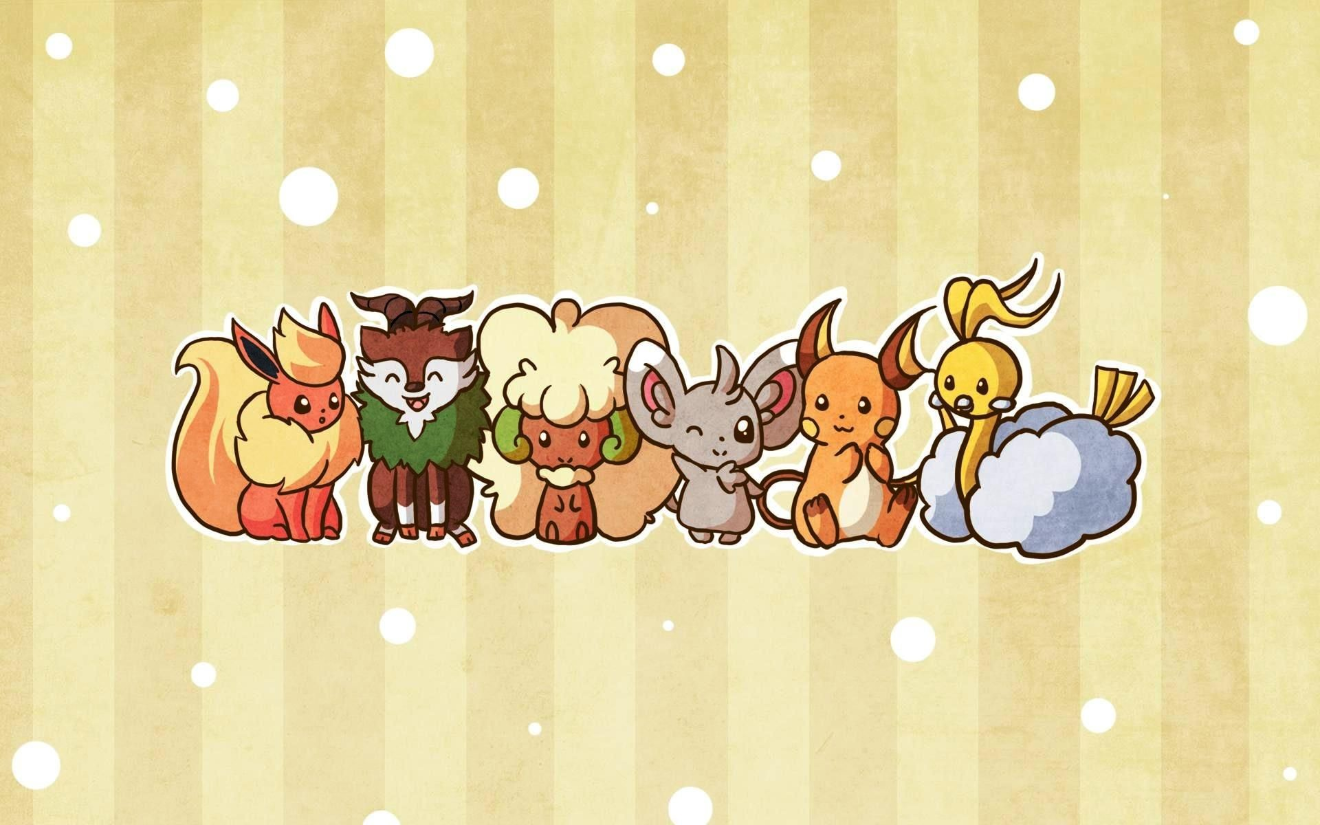 Kawaii Pokemon Wallpaper 79 Images