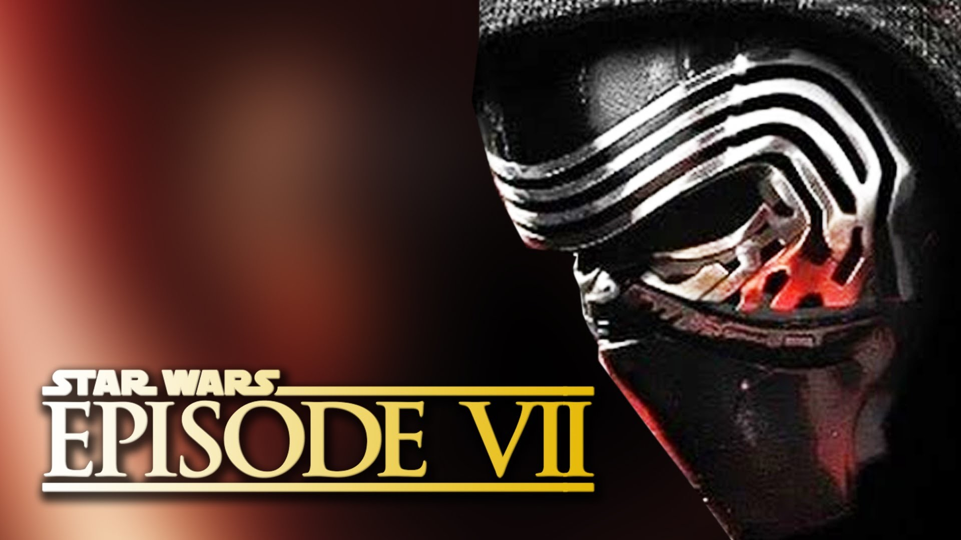 1920x1080 Star Wars News: Episode 7 (VII) The Force Awakens Kylo Ren New Details &  New ATAT in Korea Trailer - YouTube