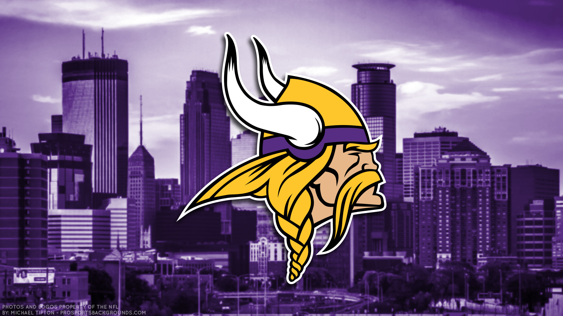 Free Sports Logo Image Hd Wallpapers Windows Amazing 4k: Minnesota Vikings Backgrounds (68+ Images