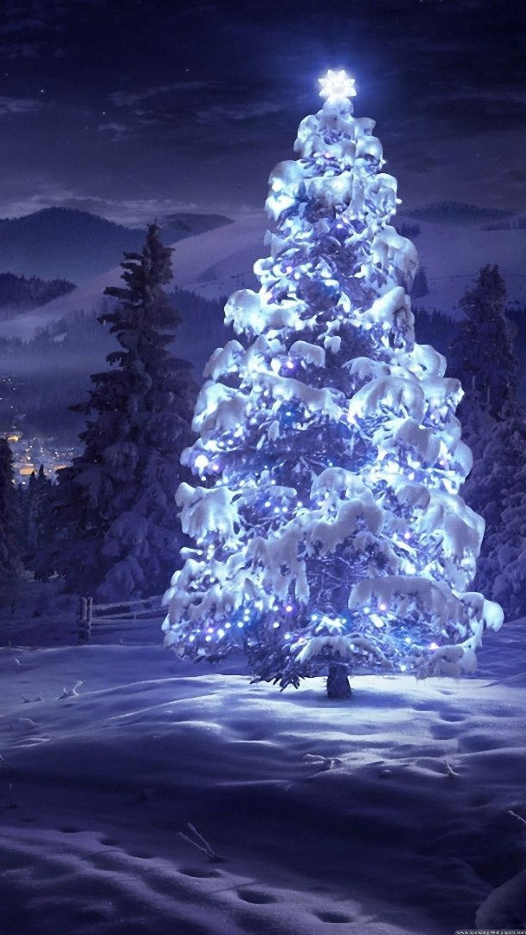 christmas wallpapers and screensavers (70+ images)
