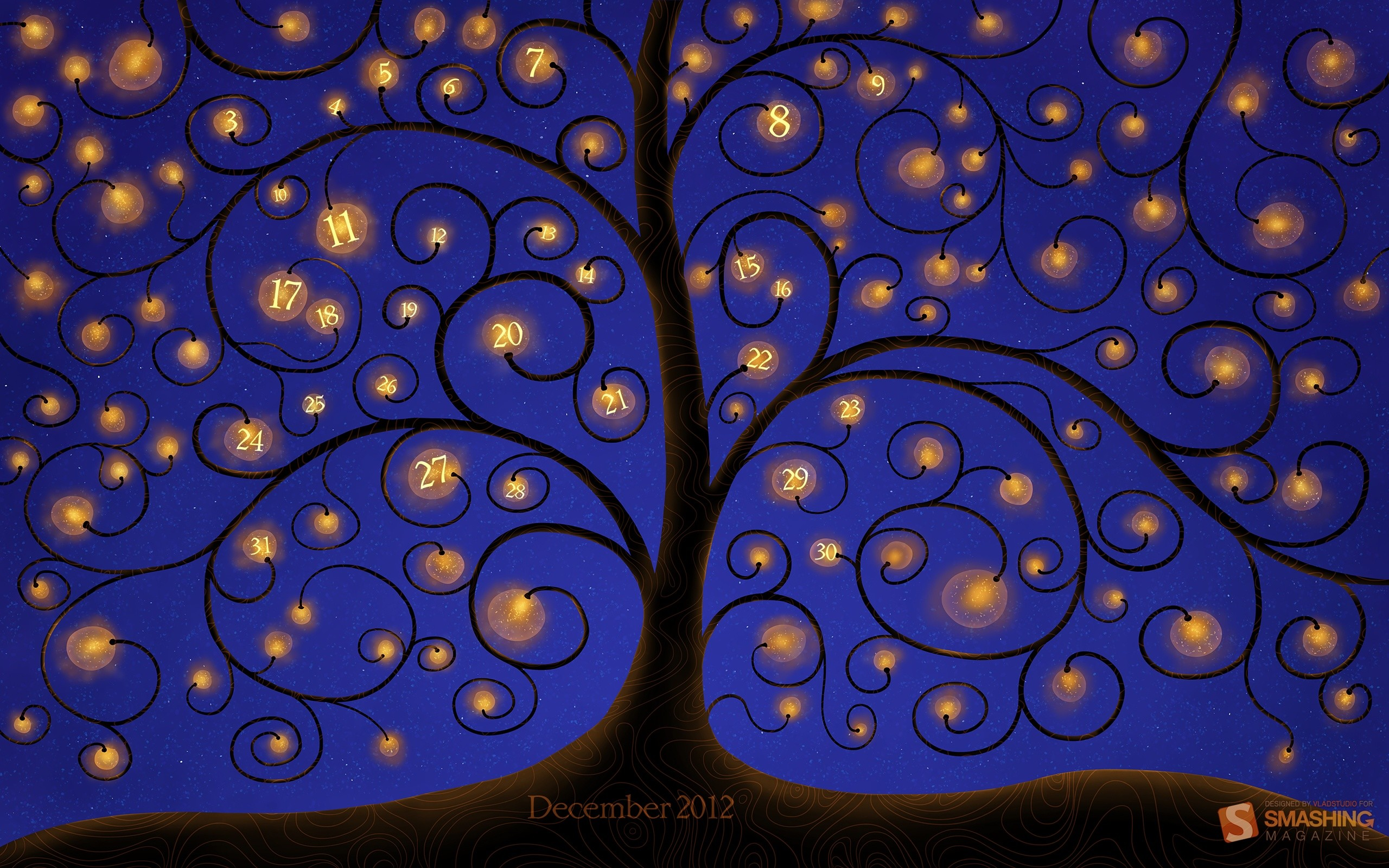 2560x1600 Tree Of Lights wallpapers and stock photos