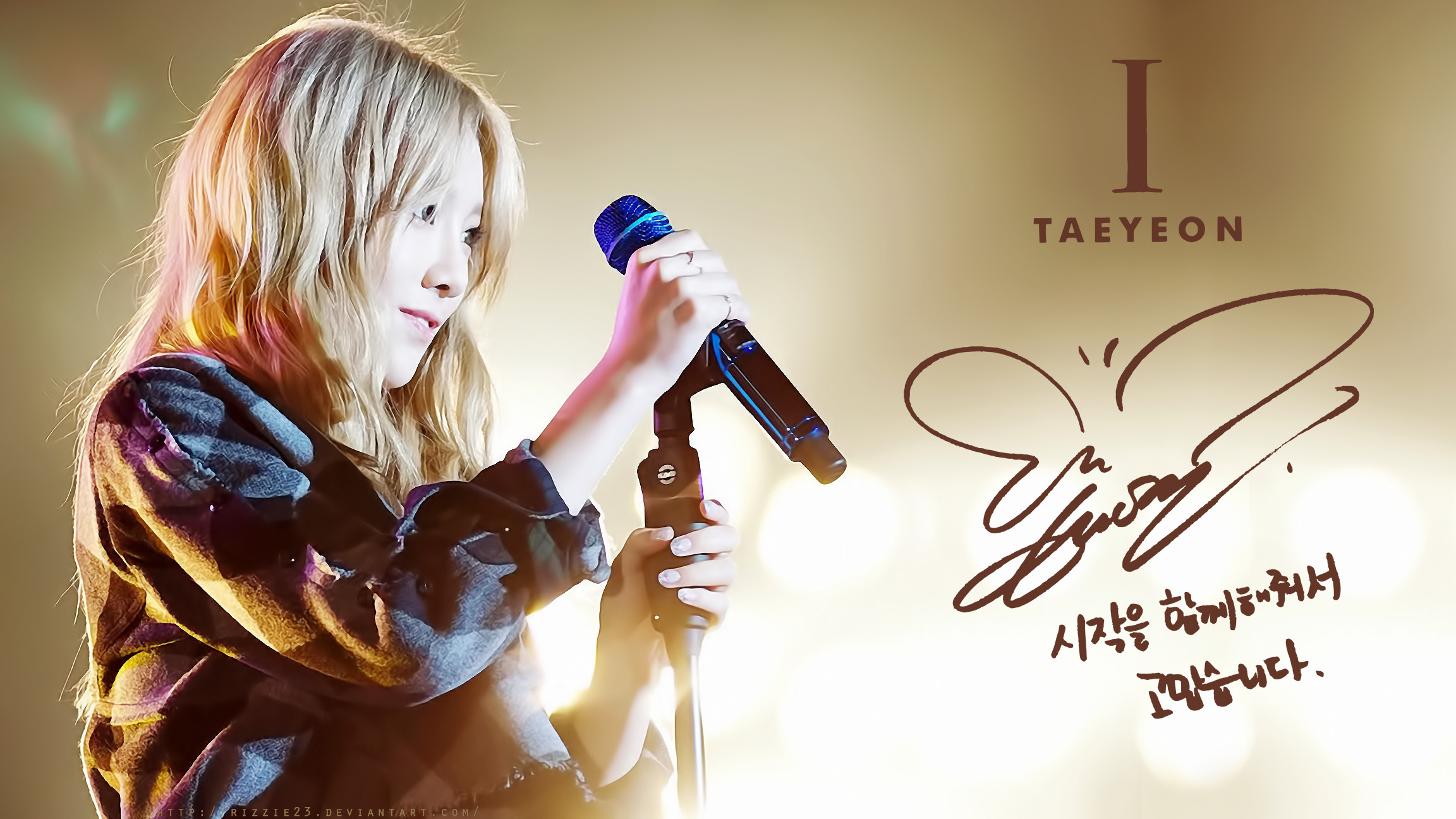 2304x1296 ... Taeyeon I HD Wallpaper 4 by Rizzie23