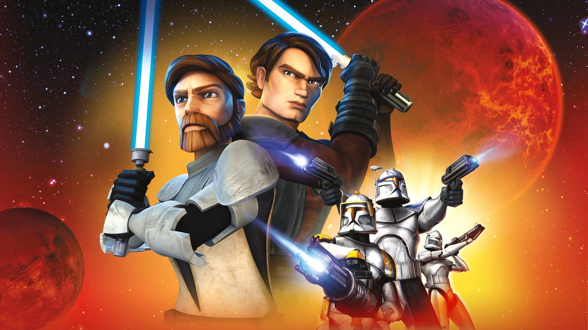 Star Wars the Clone Wars Wallpaper (67+ images)