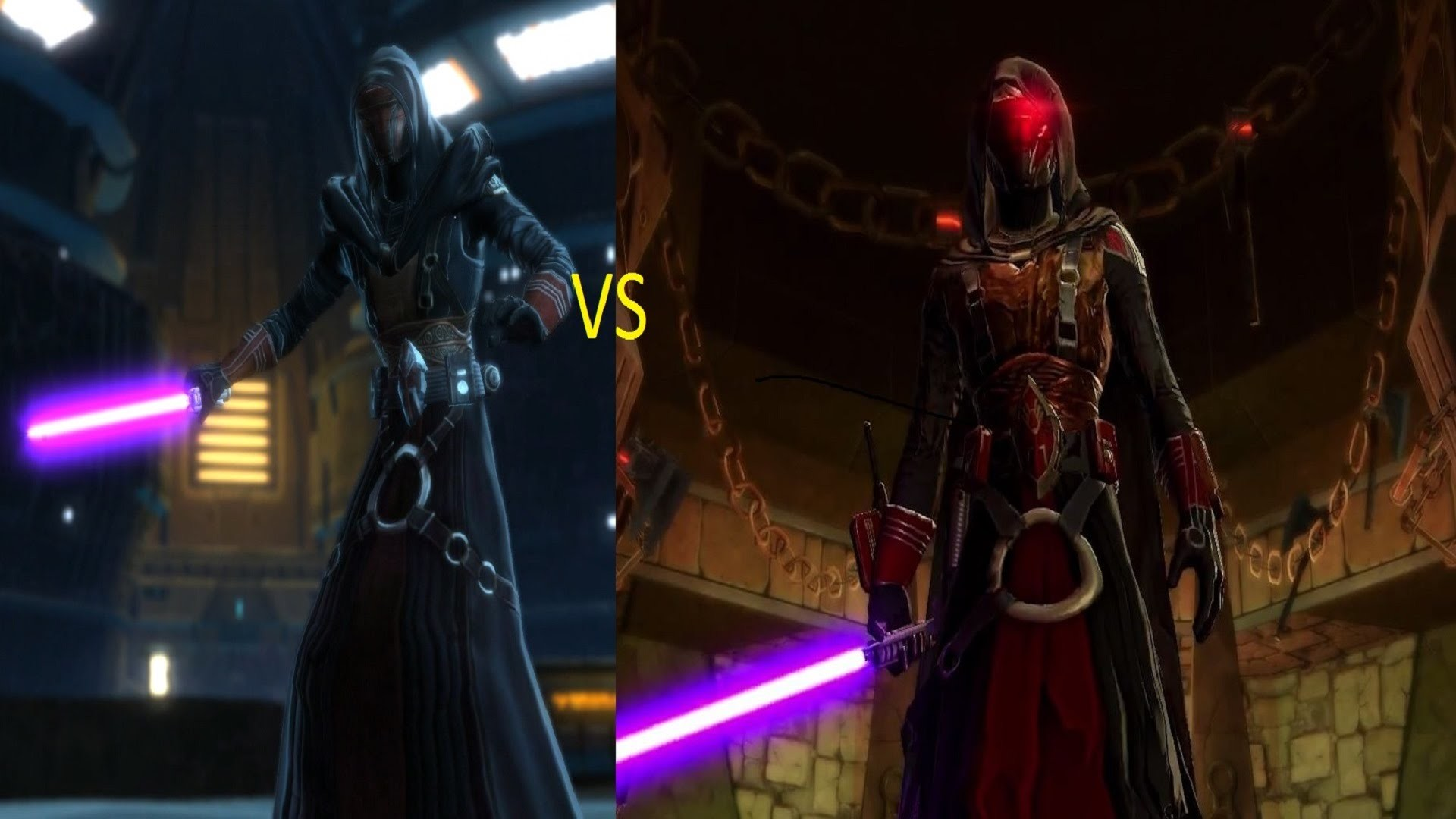 1920x1080 SWTOR Revan vs Revan Reborn (Republic Shadow of Revan Ending). - YouTube