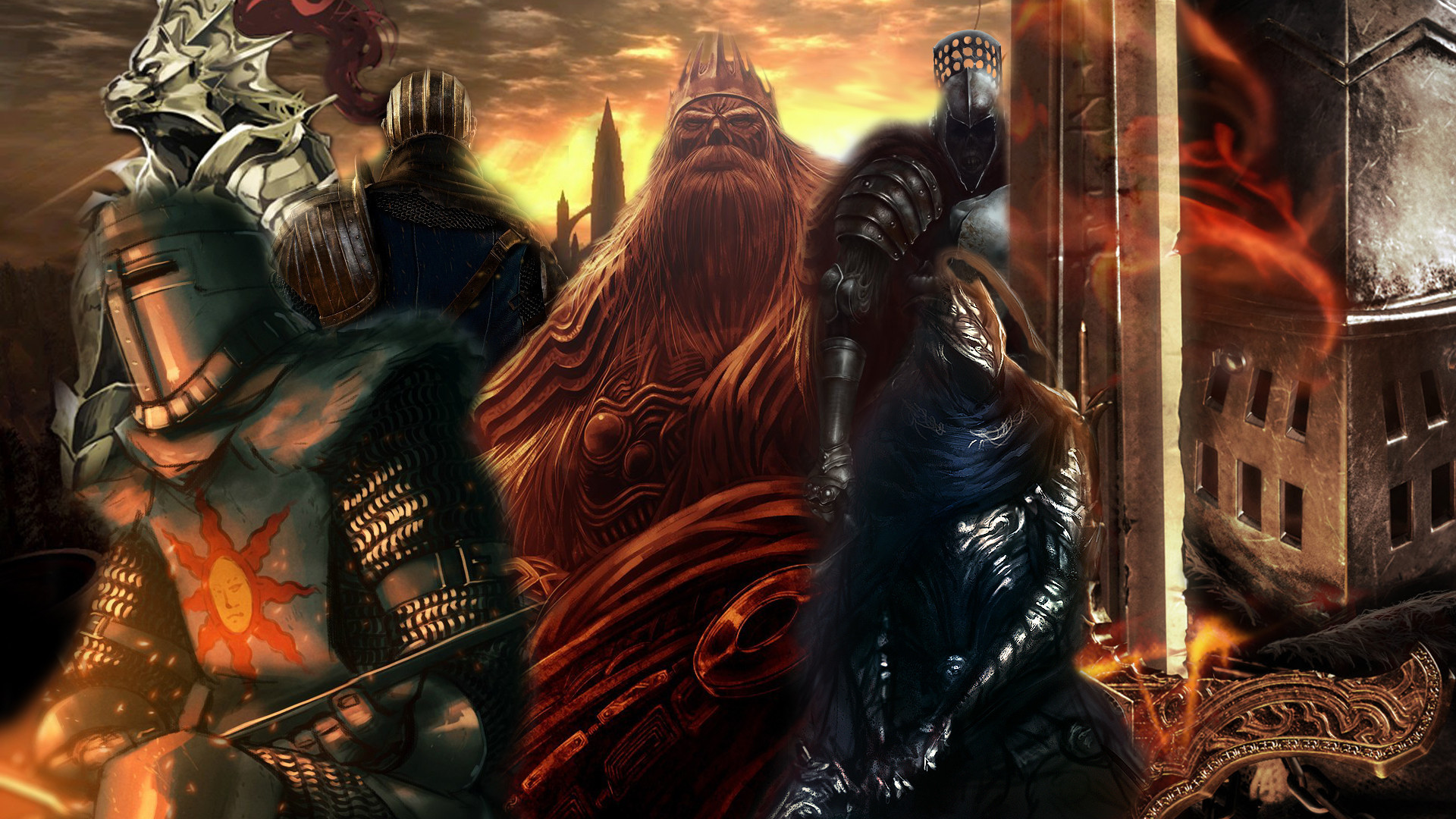 Dark Souls Background 1920x1080: Dark Souls 3 Live Wallpaper (81+ Images