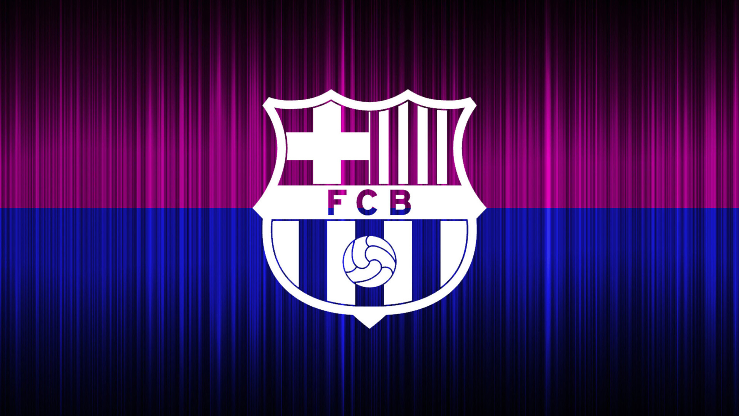 2560x1440 FCB Logo Backgrounds.