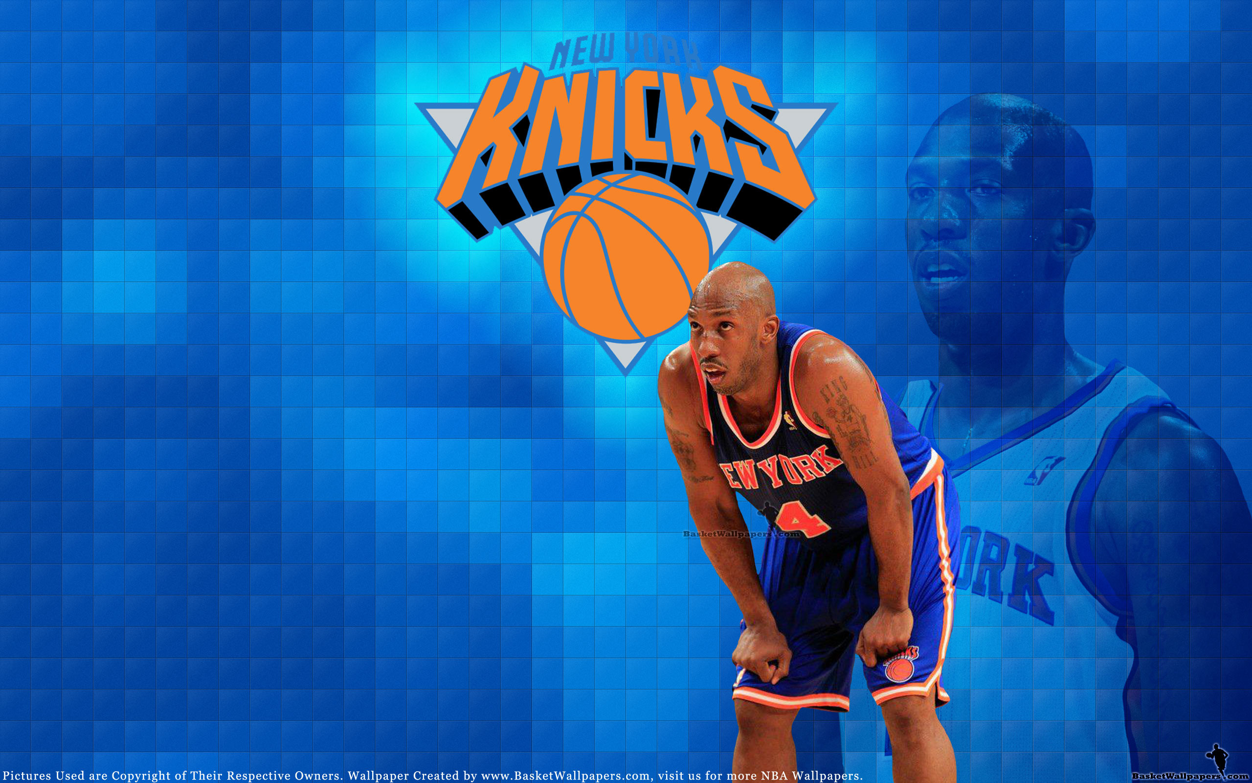 2560x1600 Chauncey Billups Knicks 2012 2560×1600 Wallpaper