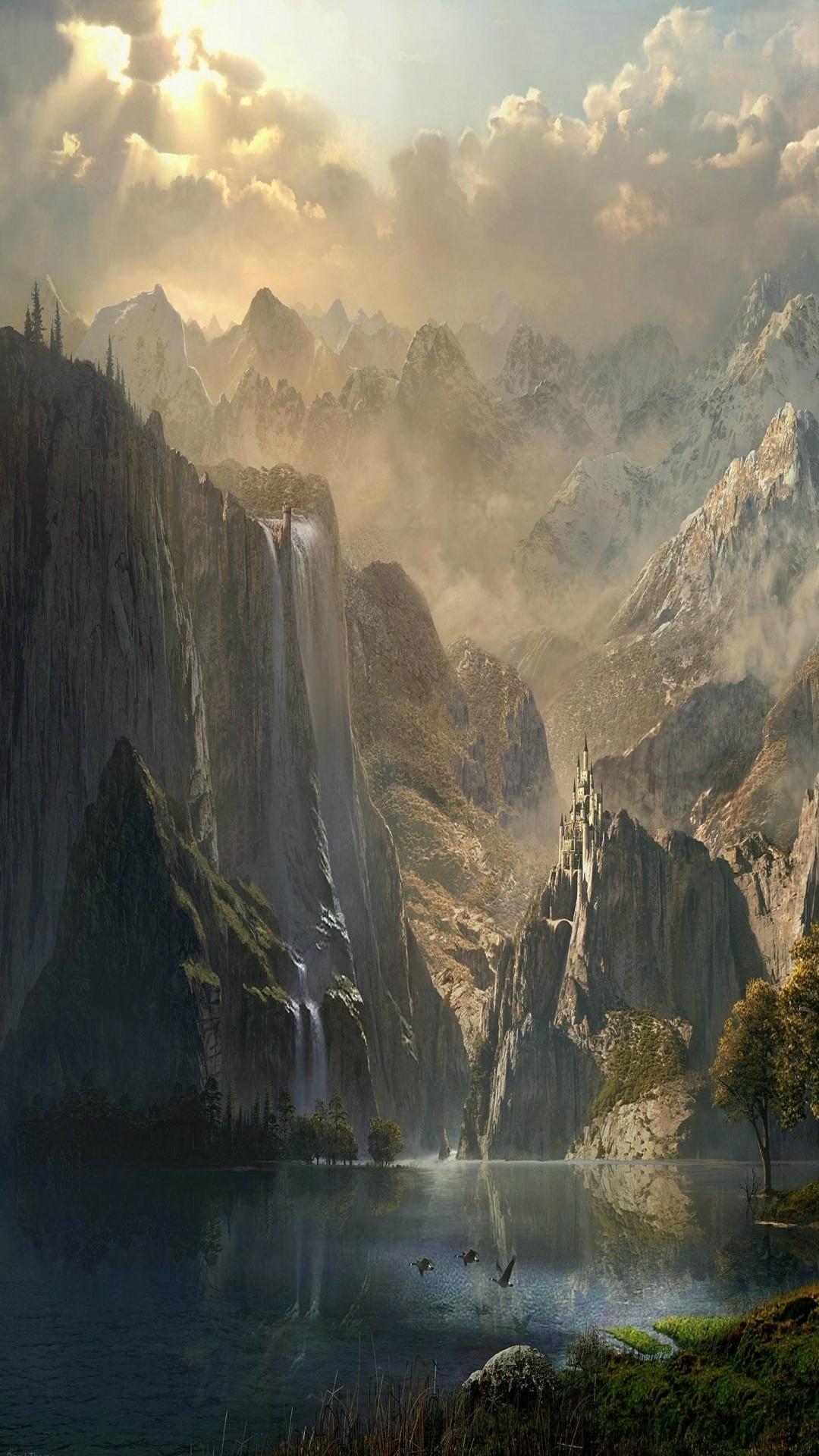 Fantasy Landscape Wallpaper (76+ Images