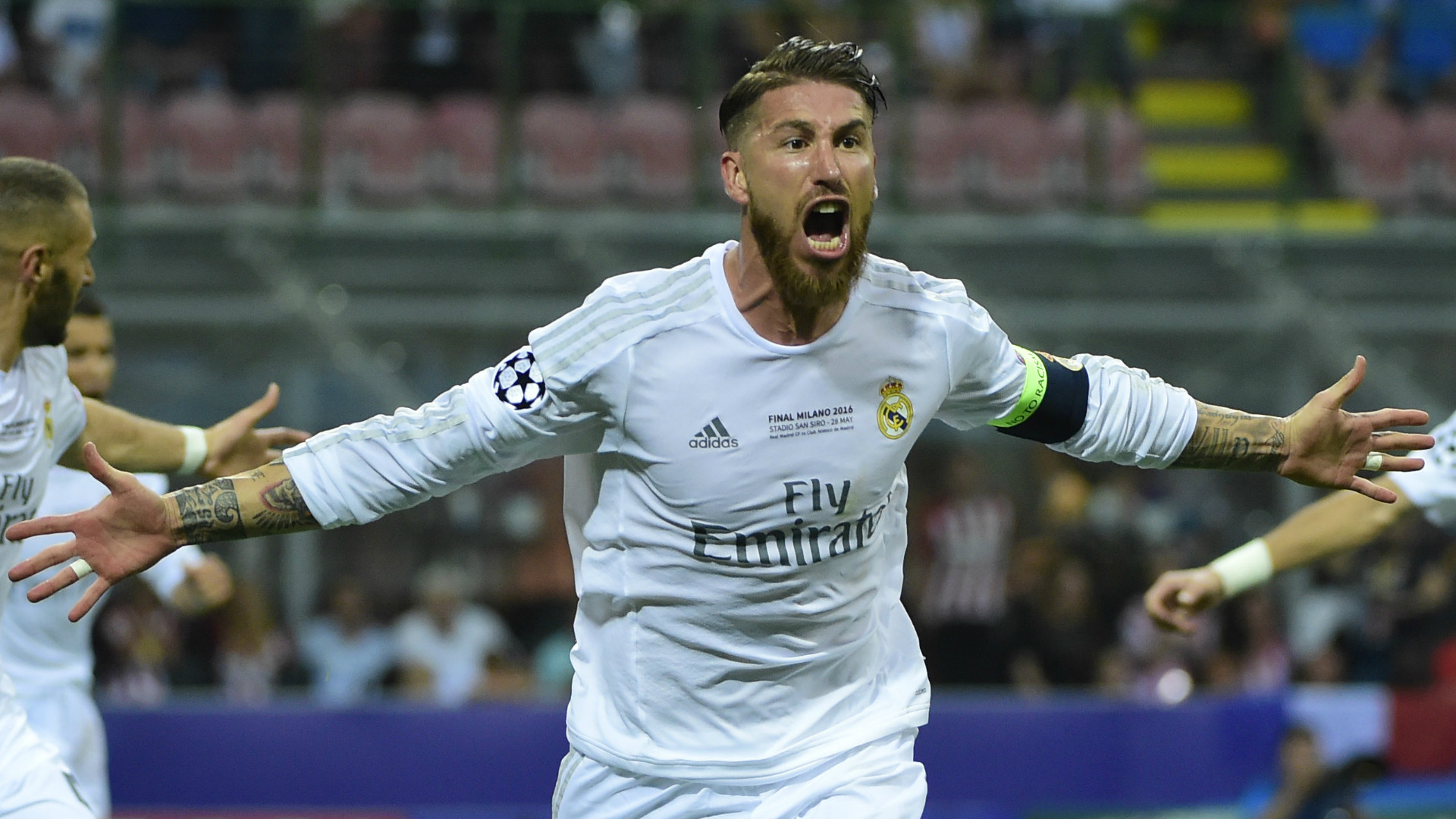 1920x1080 UCL FINAL REAL MADRID ATLETICO SERGIO RAMOS 28052016