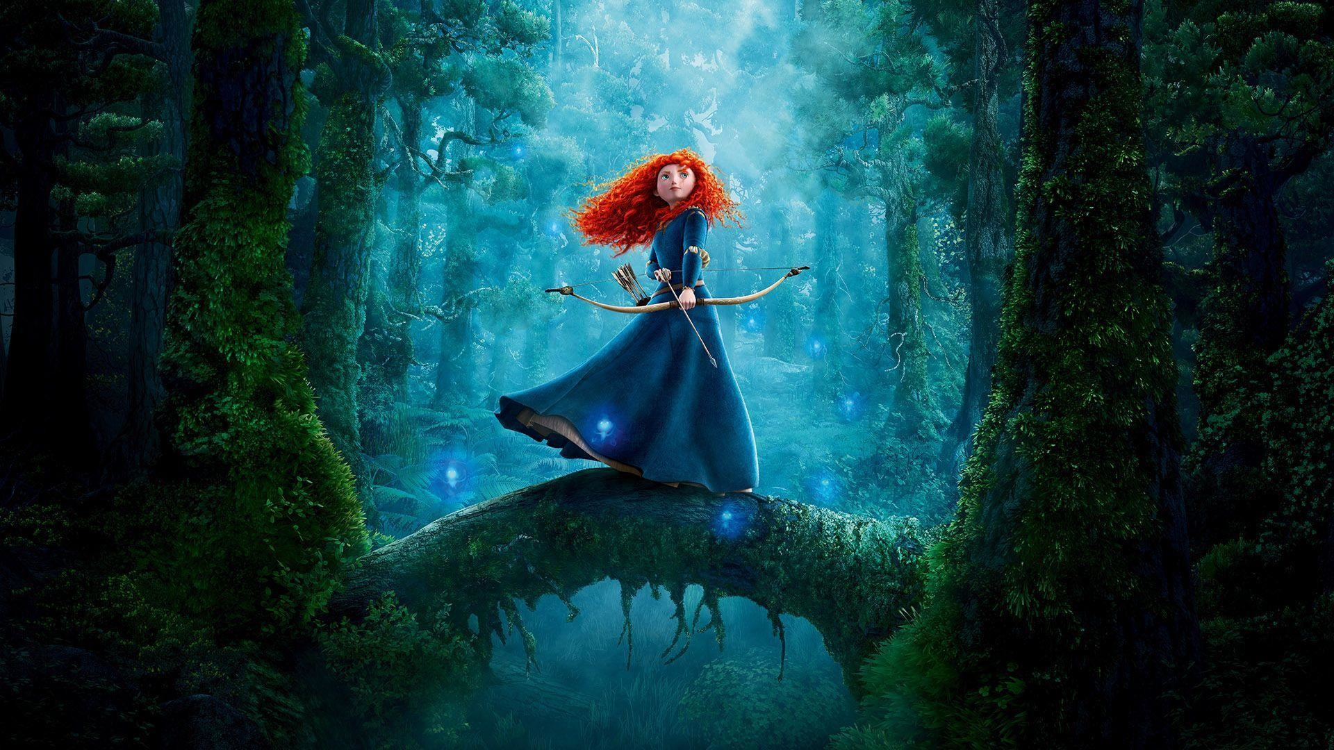 Disney Brave Wallpaper 72 Images
