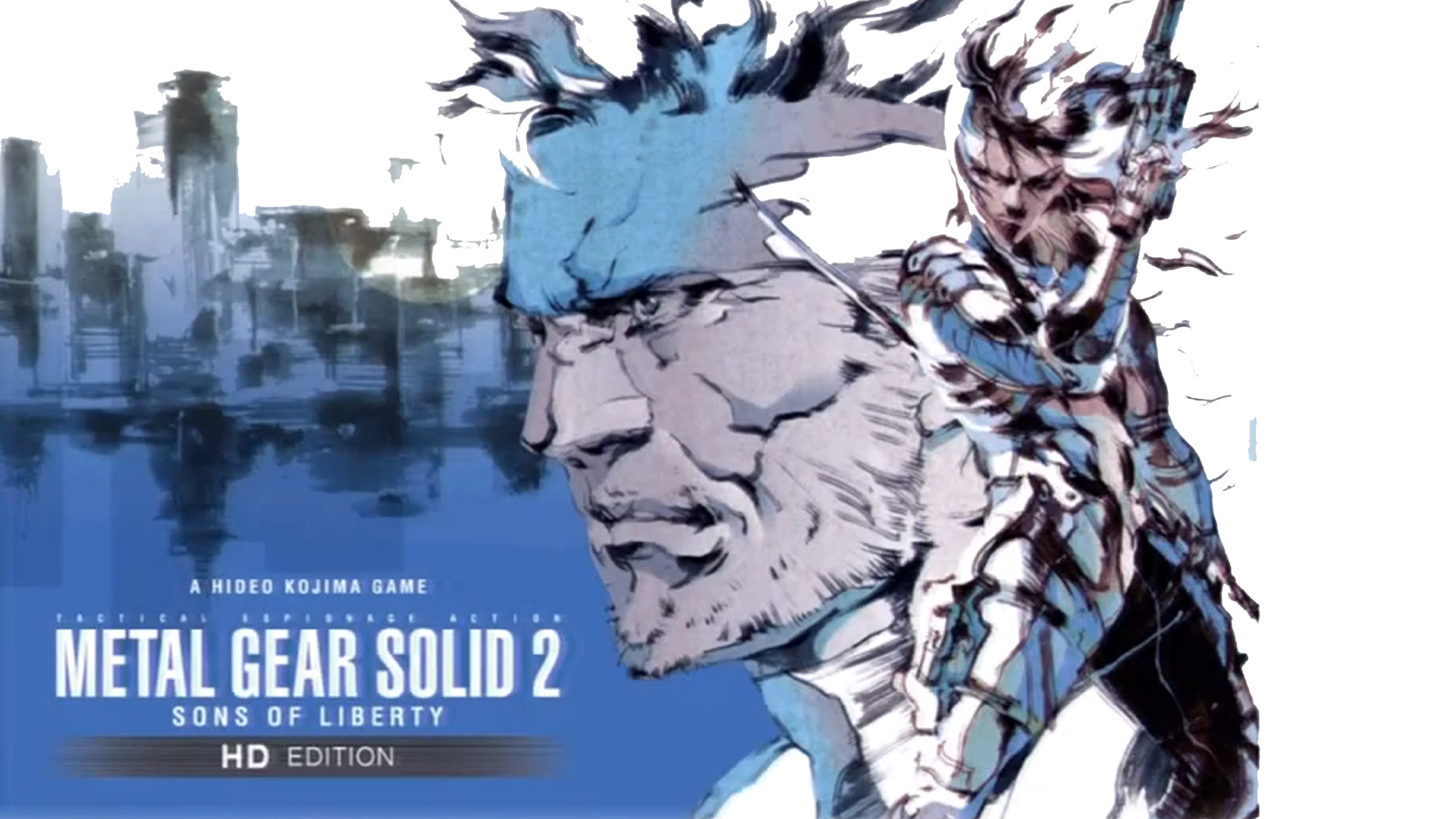 Metal Gear Solid 2 Wallpaper 74 Images
