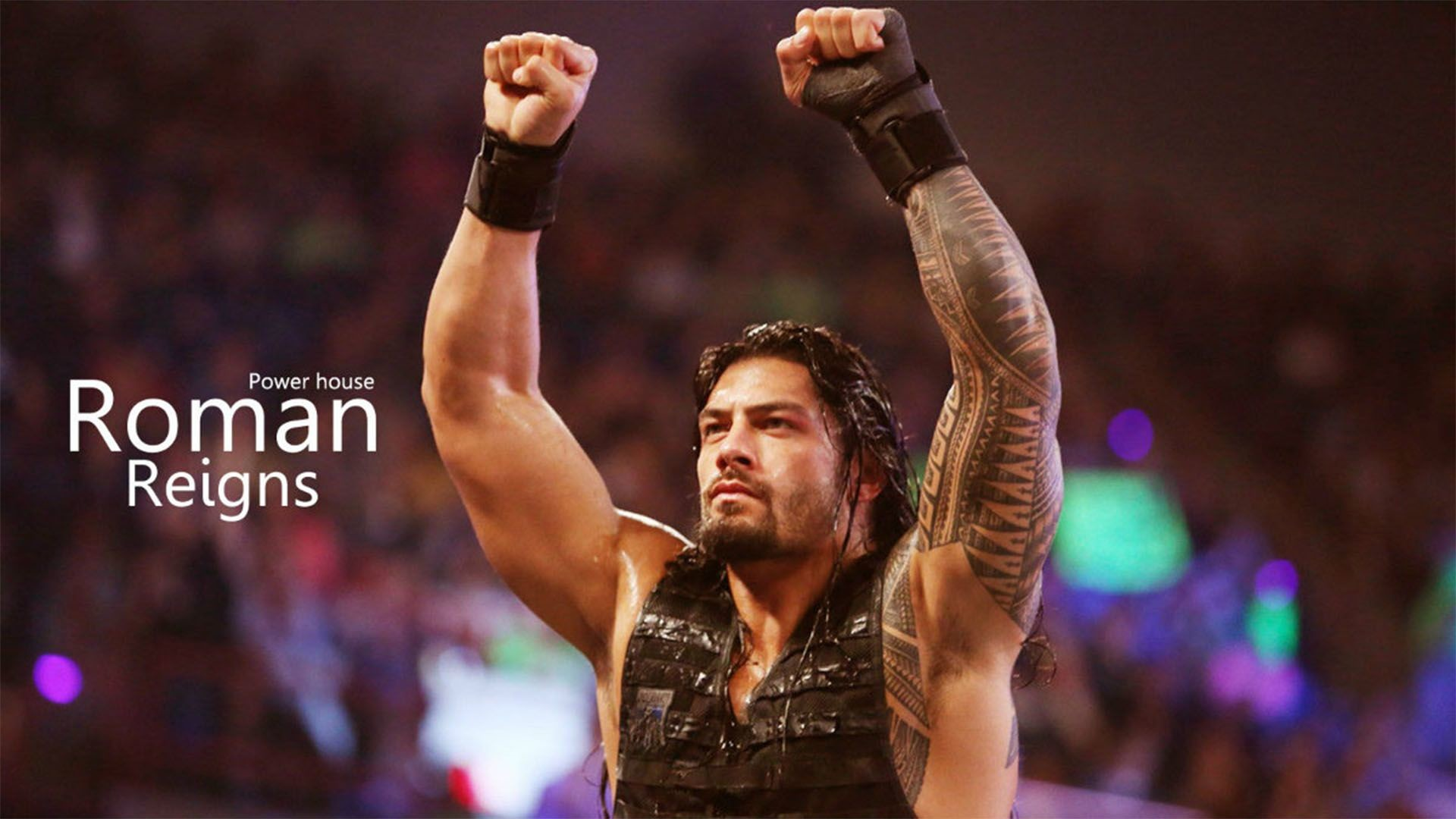 1920x1080 ... Roman Reigns HD Wallpapers ...